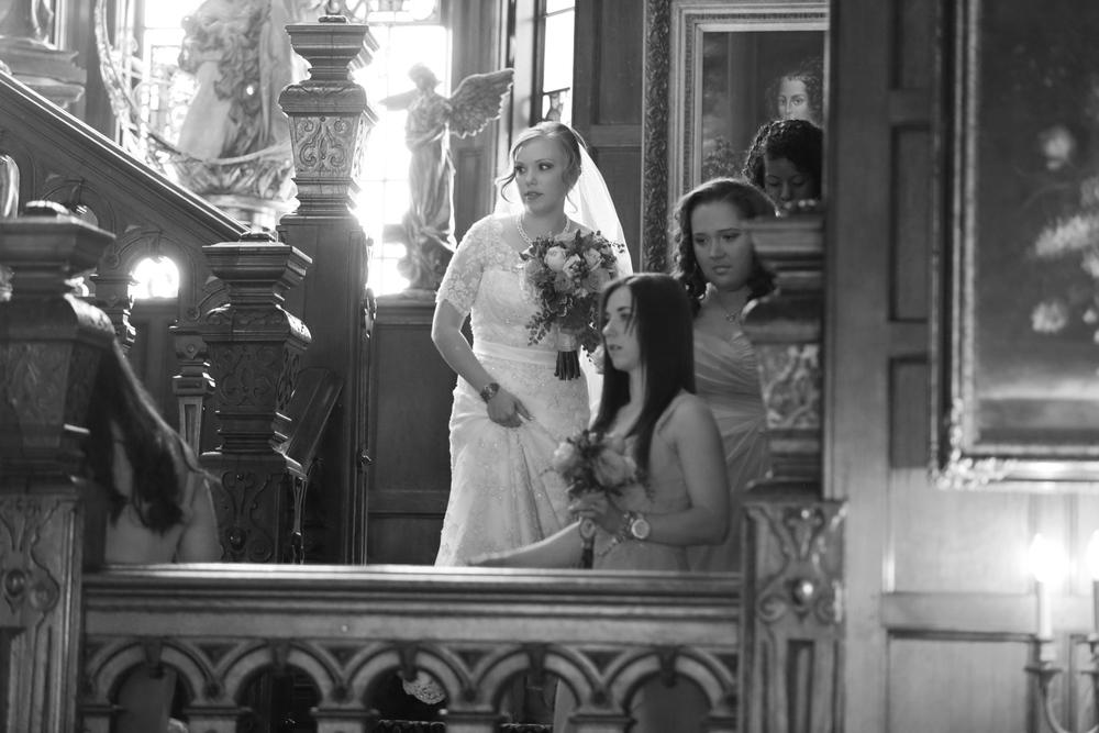 Thornewood Castle Wedding