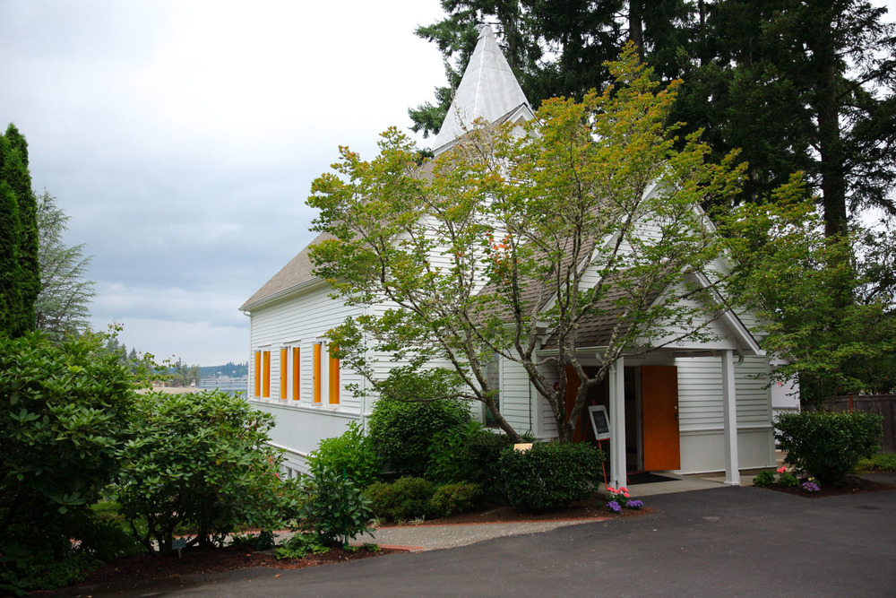 Chapel on Echo Bay