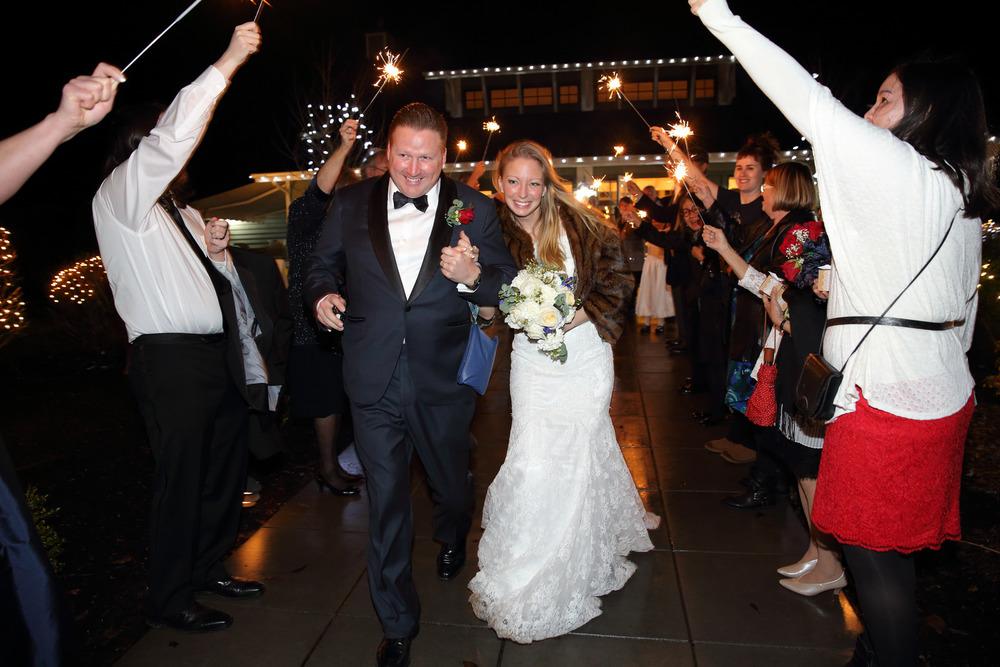 Wedding Port Gamble