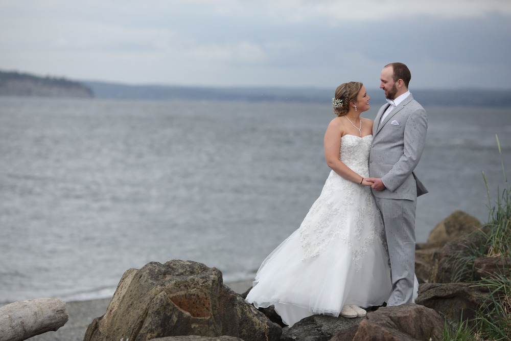 Wedding Photos Mukilteo Lighthouse Park