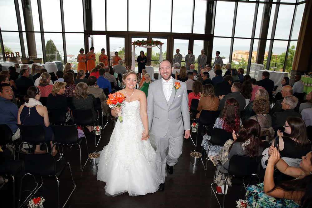 Wedding Rosewood Community Center Mukilteo
