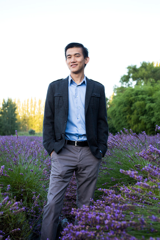 Engagement Photos University of Washington