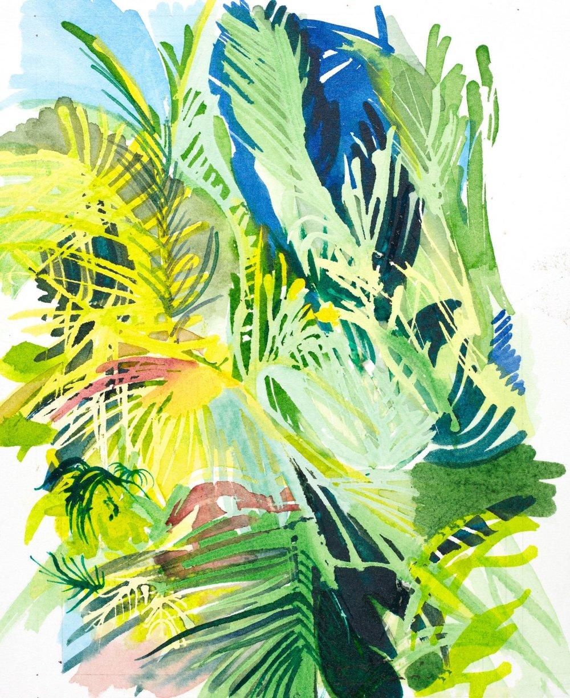 Kauai Palms, Hawaii