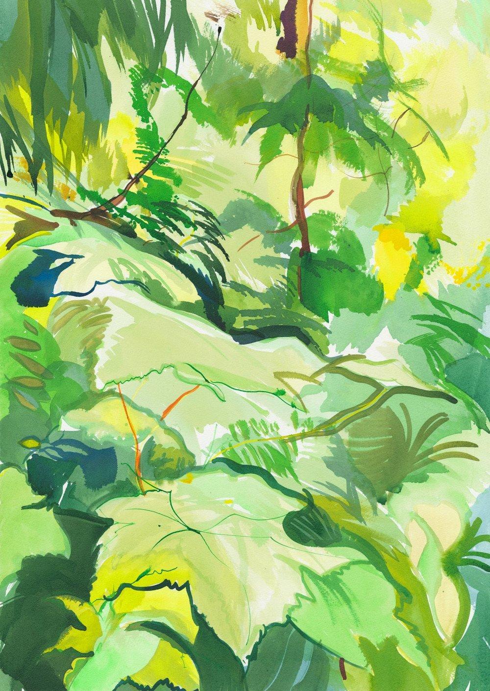 (36) Spring Greens