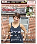 """ 'Community of Friends' in Springfield "" article by Steve Hibbard, The Connection N"
