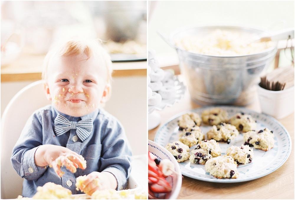 Daniel Hosea's First Birthday Party by Jordan Brittley Photography