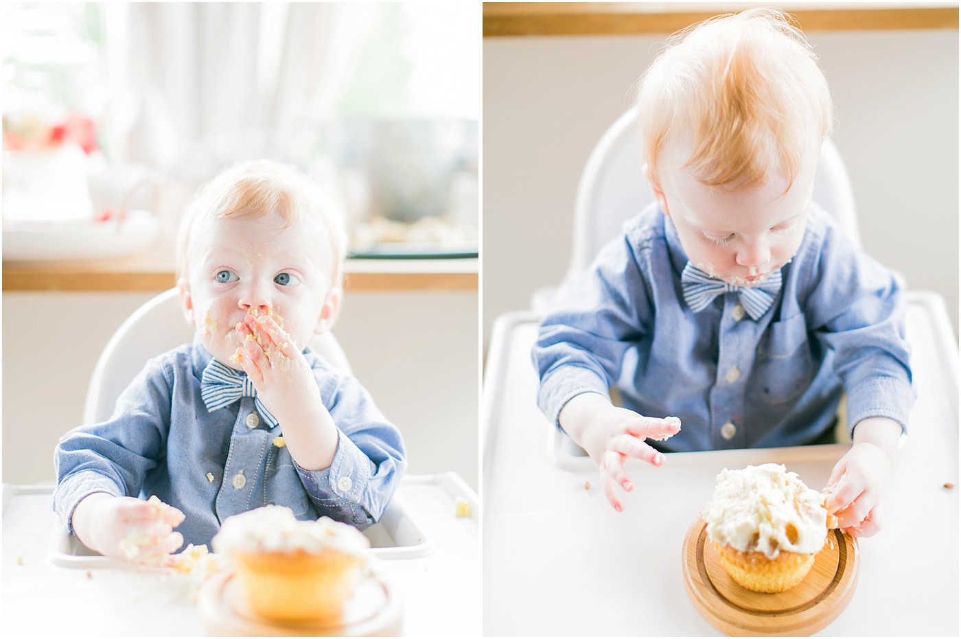 Daniel Hosea's First Birthday Party by Jordan Brittley Photography