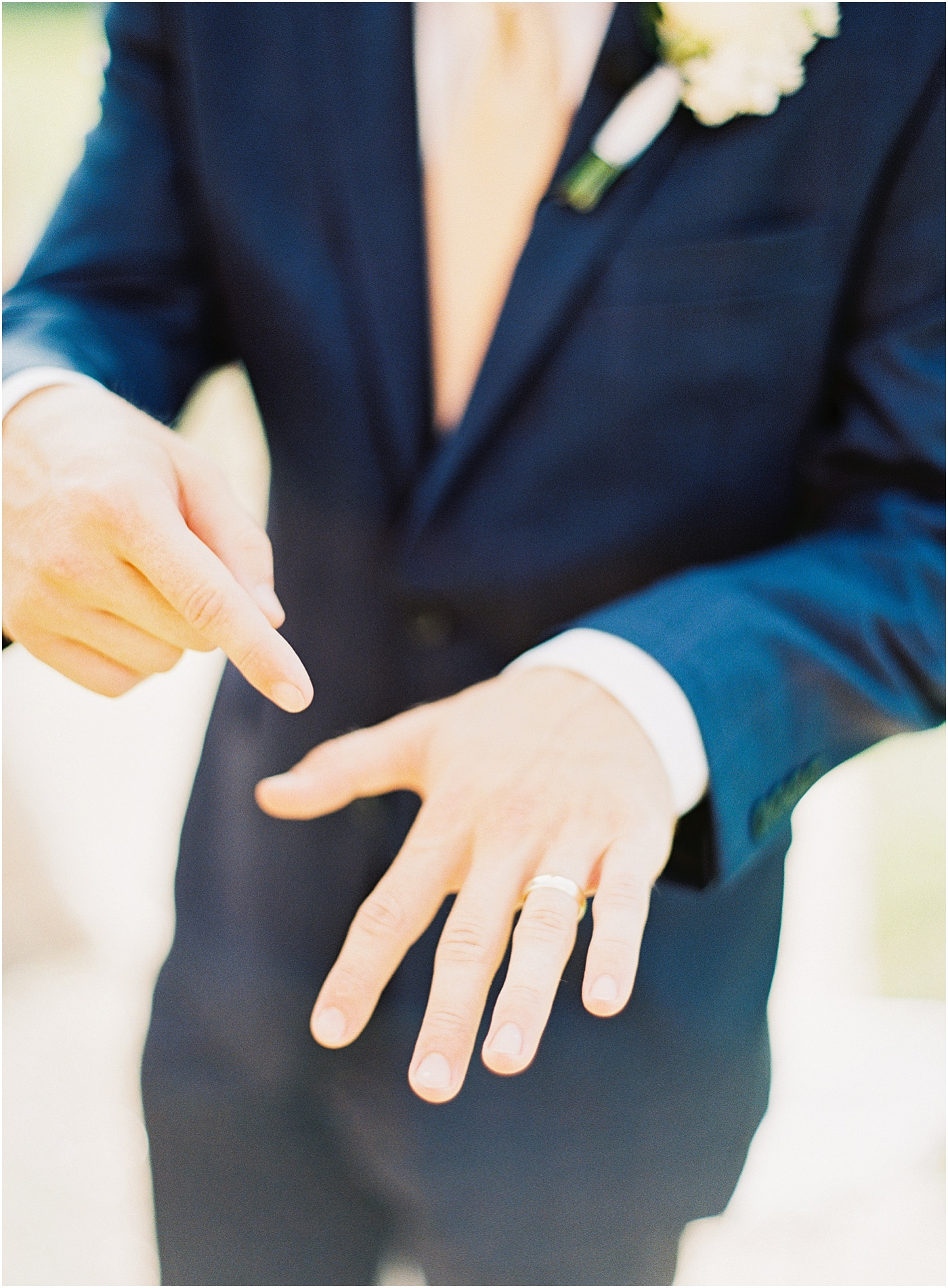 Should you sneak away after the ceremony? - The Jordan Brittley Blog