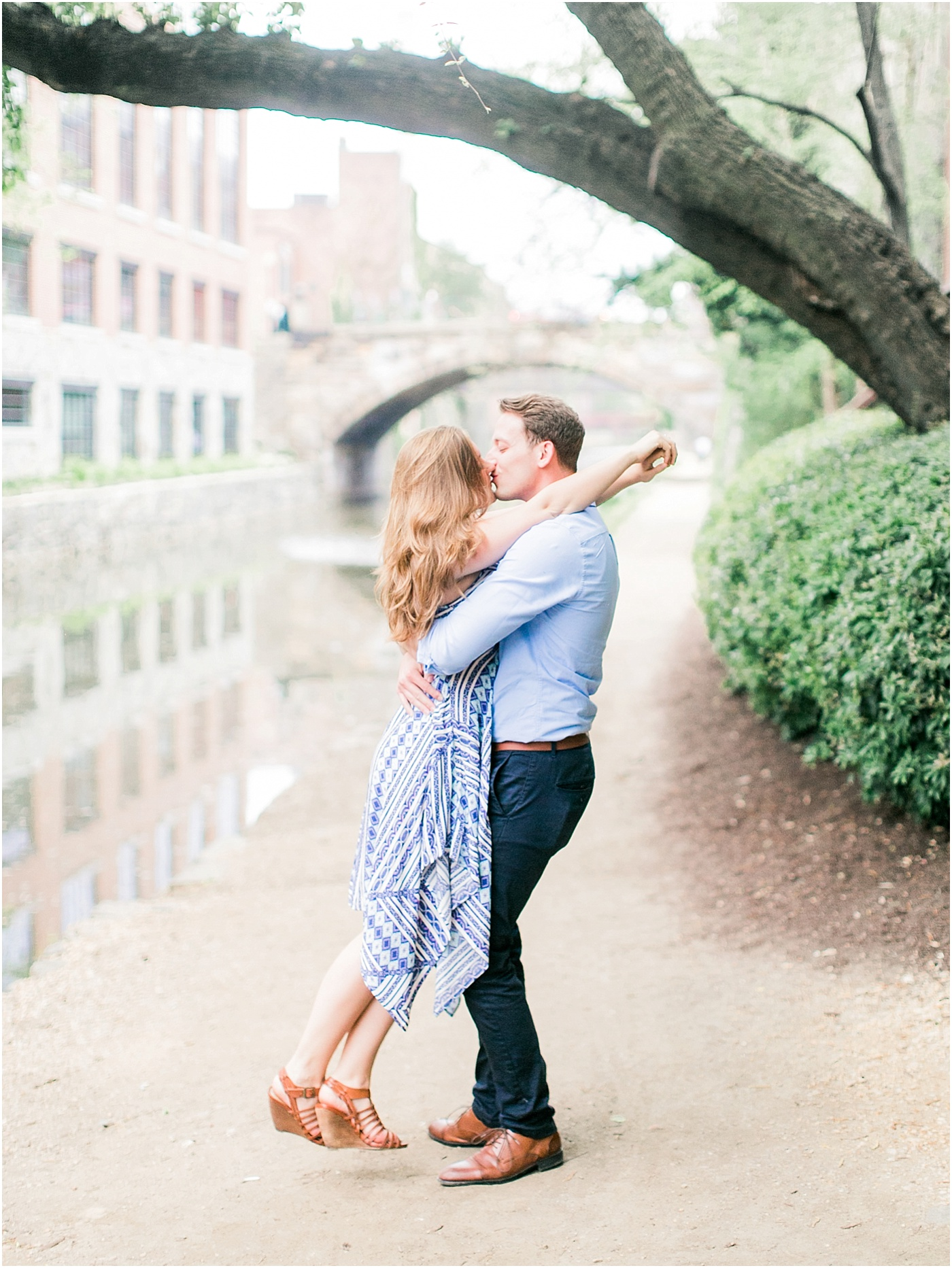 Georgetown DC Engagement Session by Jordan Brittley (www.jordanbrittley.com)
