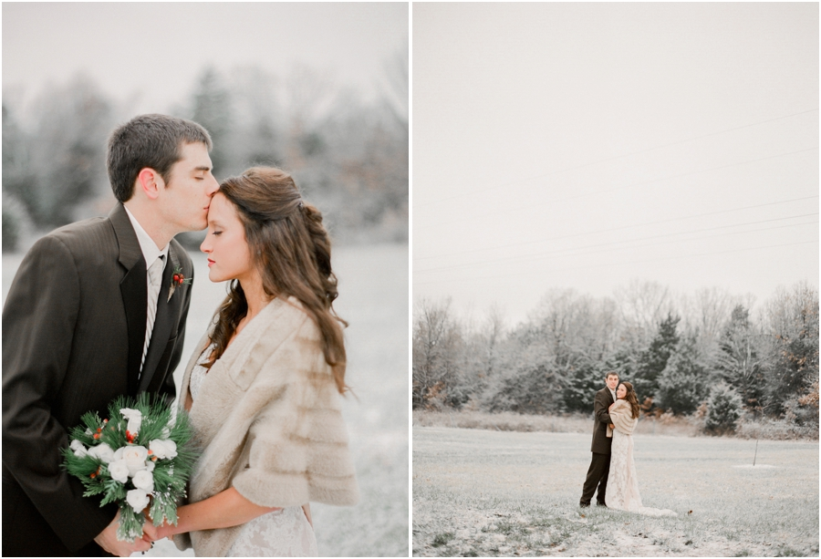 Buffalo Missouri Wedding at Timber Line Barn - Jordan Brittley Photography