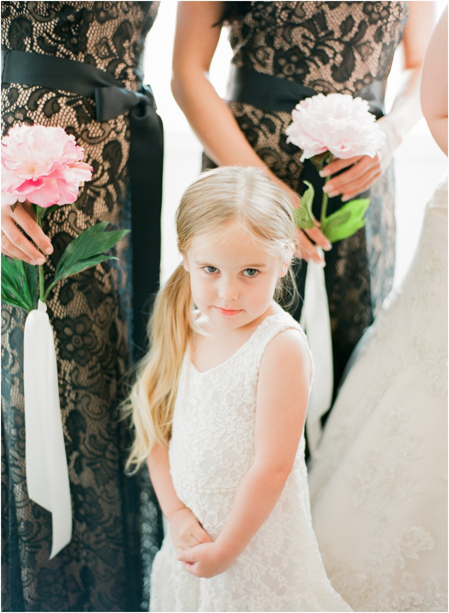 Working with Flower Girls and Ring Bearers - Jordan Brittley Photography