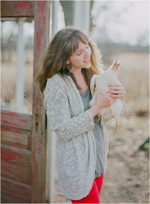 Bolivar MO Chickens on the Farm by Jordan Brittley Photography