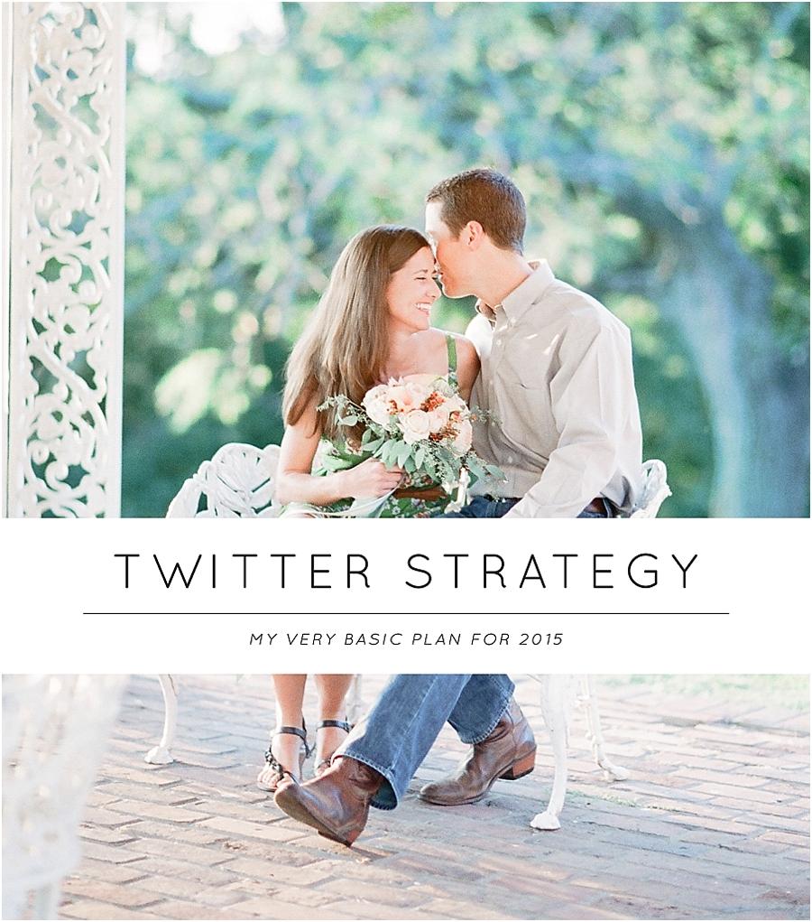 Jordan Brittley's 2015 Twitter Strategy