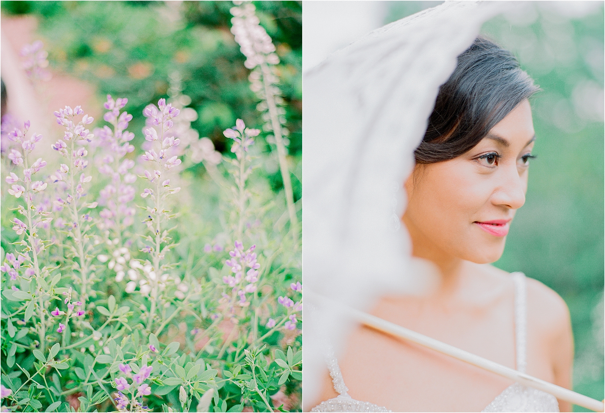How I photograph a bridal session in 7 minutes