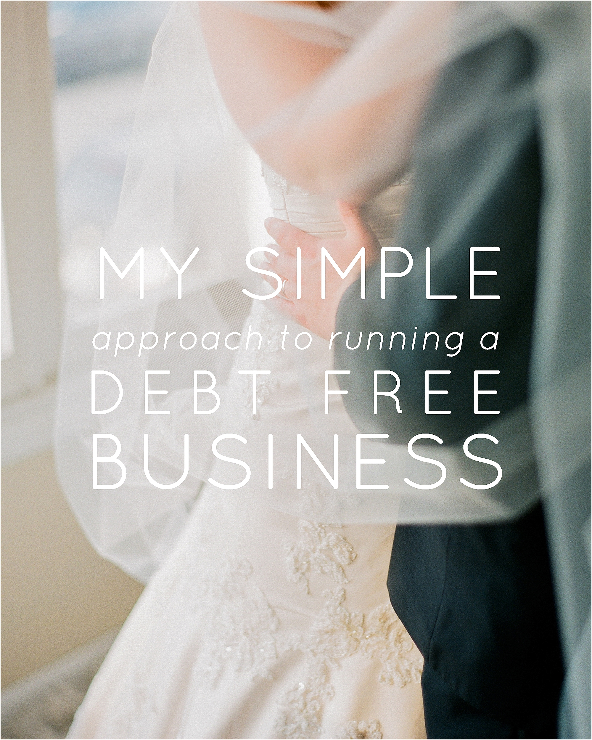My Simple Approach to Running a Debt Free Business - The Jordan Brittley Blog