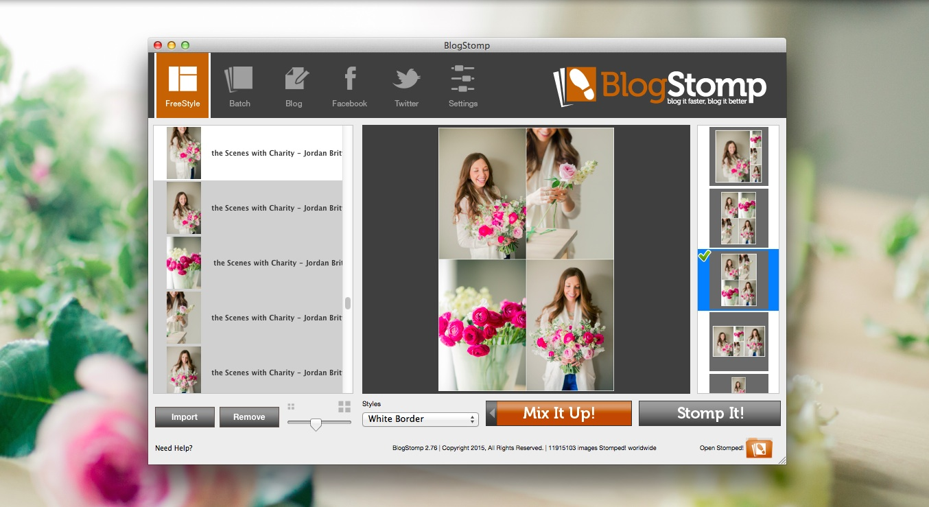 BlogStomp for Bloggers - The Jordan Brittley Blog