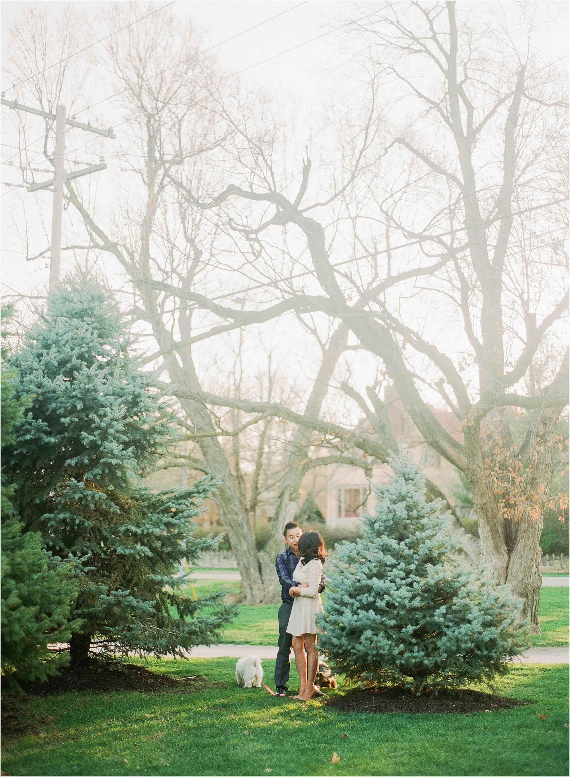 Kansas City Engagement by Jordan Brittley Photography