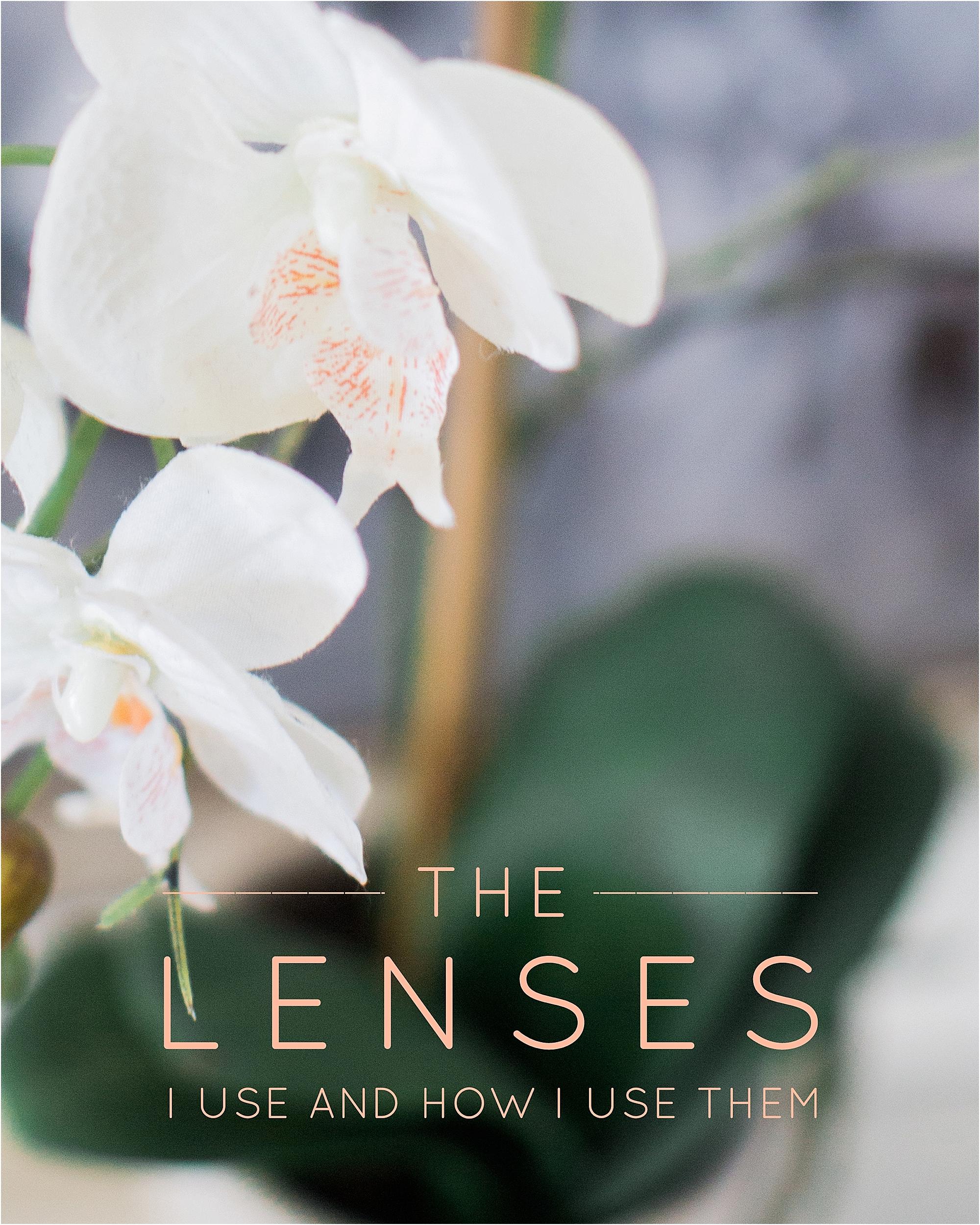 Lenses for Wedding Photographers - The Jordan Brittley Blog