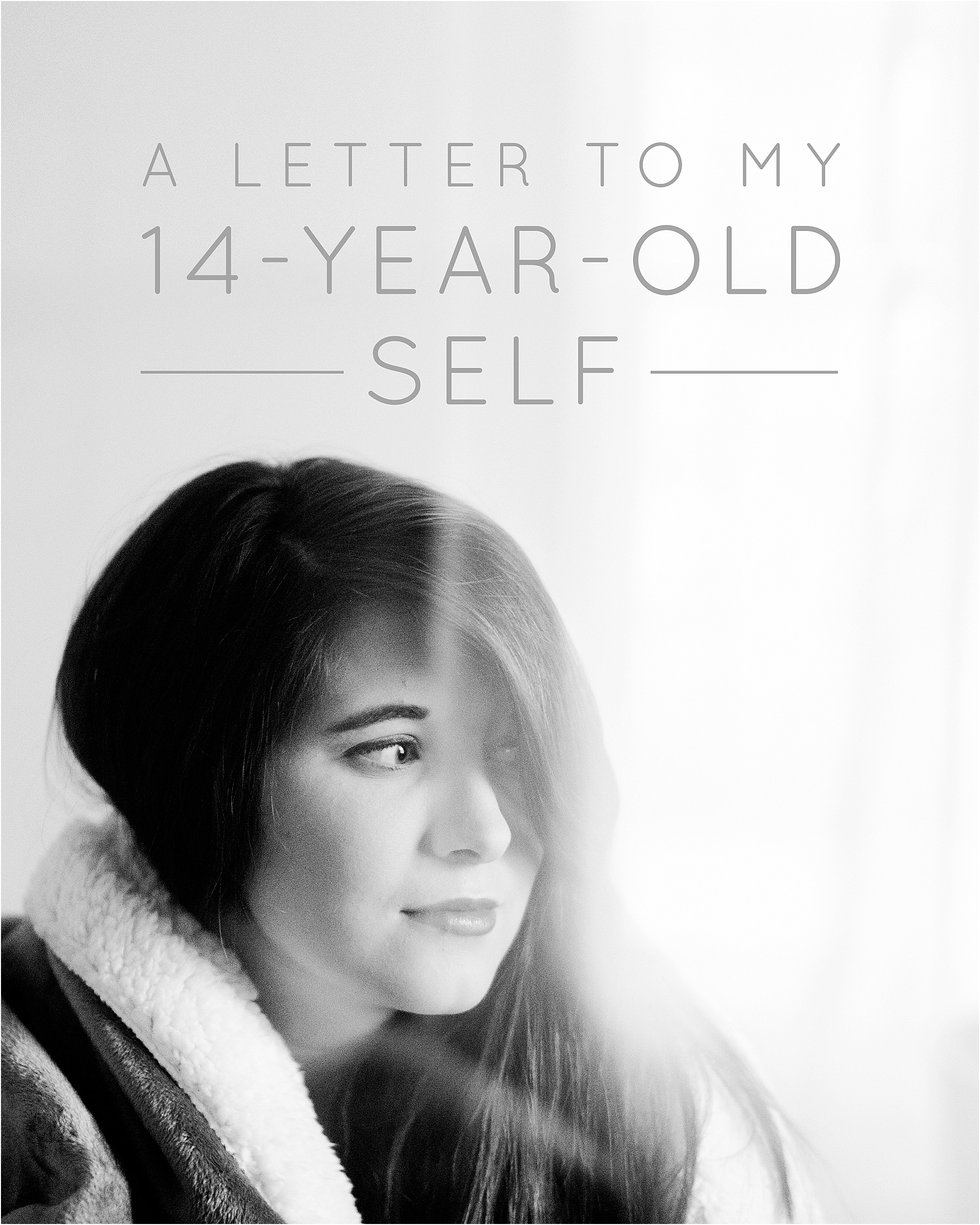 A letter to my 14-year-old self - The Jordan Brittley Blog