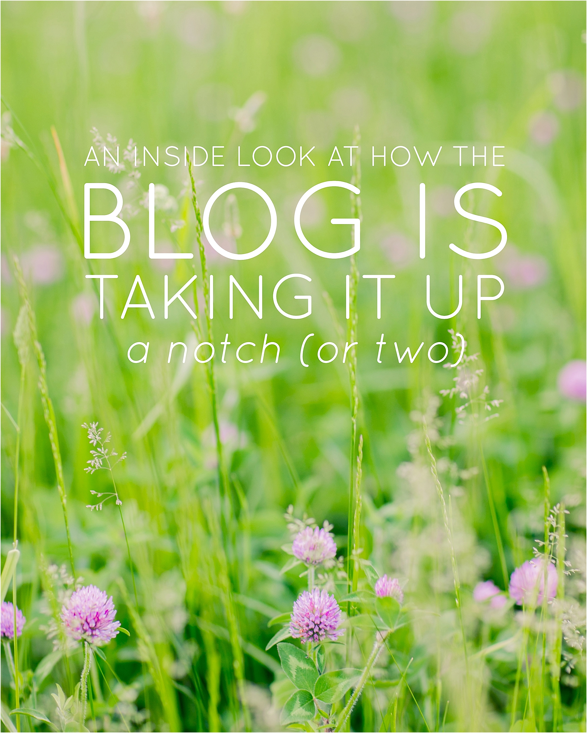 An Inside Look at How the Blog is Changing - The Jordan Brittley Blog