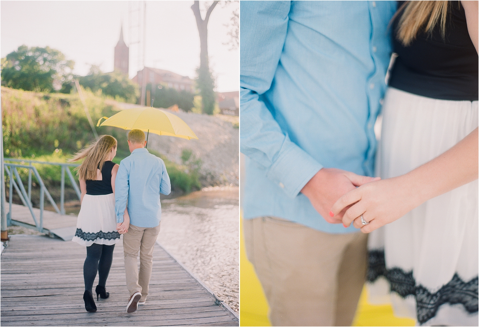 St Louis Engagement Session - The Jordan Brittley Blog