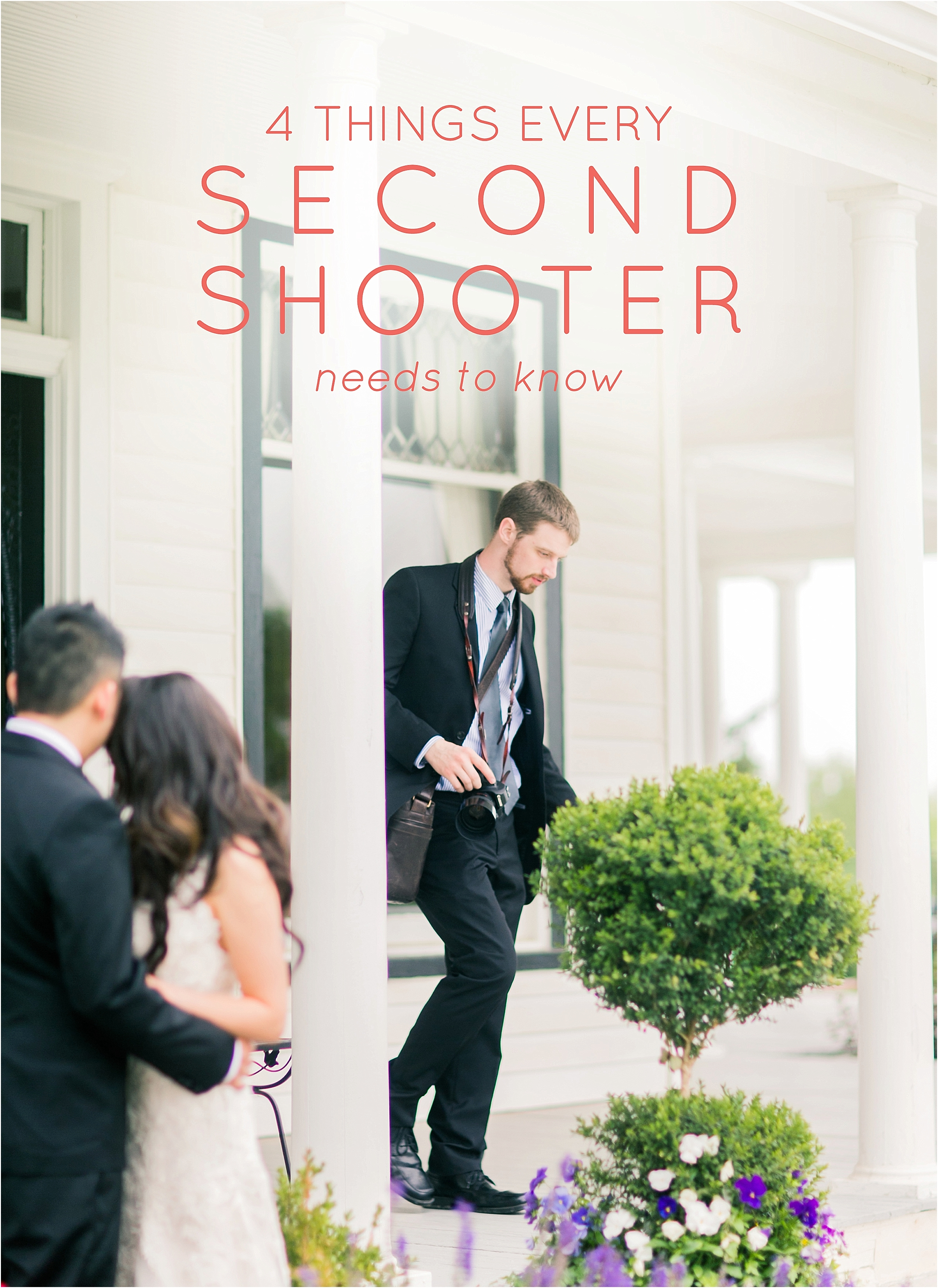4 Things Every Second Shooter Needs to Know - The Jordan Brittley Blog