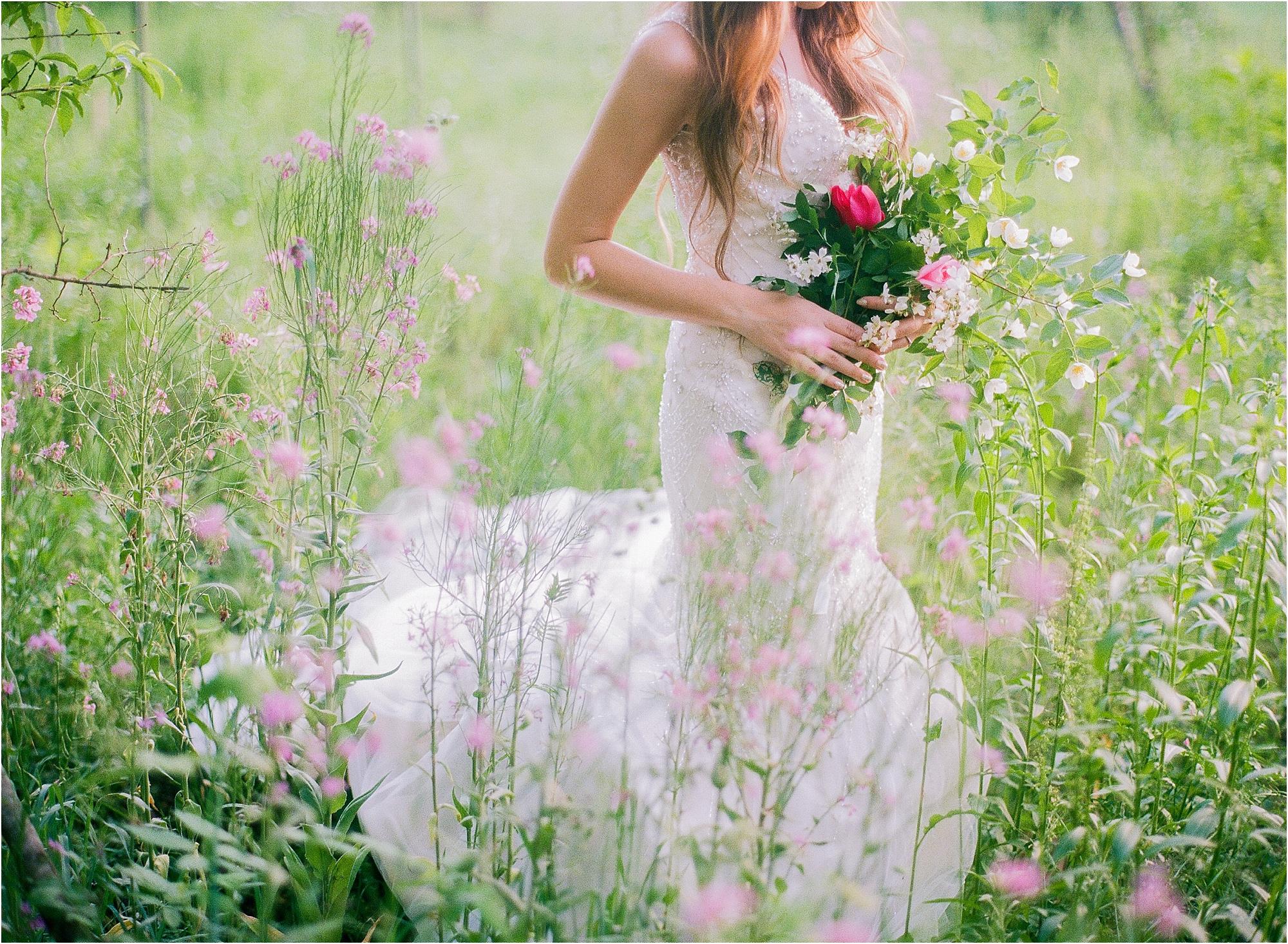 Nixa Bridal Session - Jordan Brittley Photography