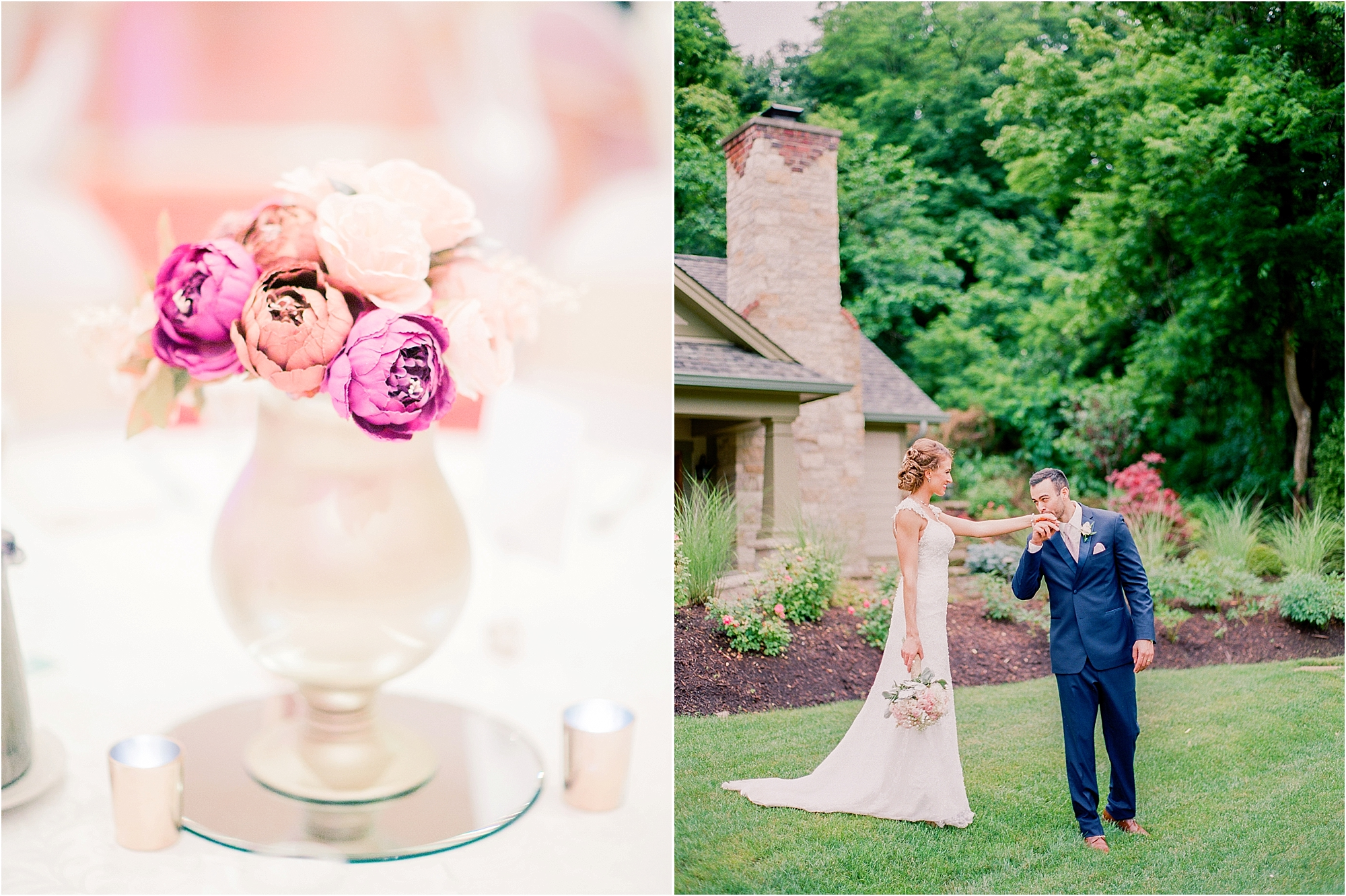 St Louis Garden Wedding by Jordan Brittley