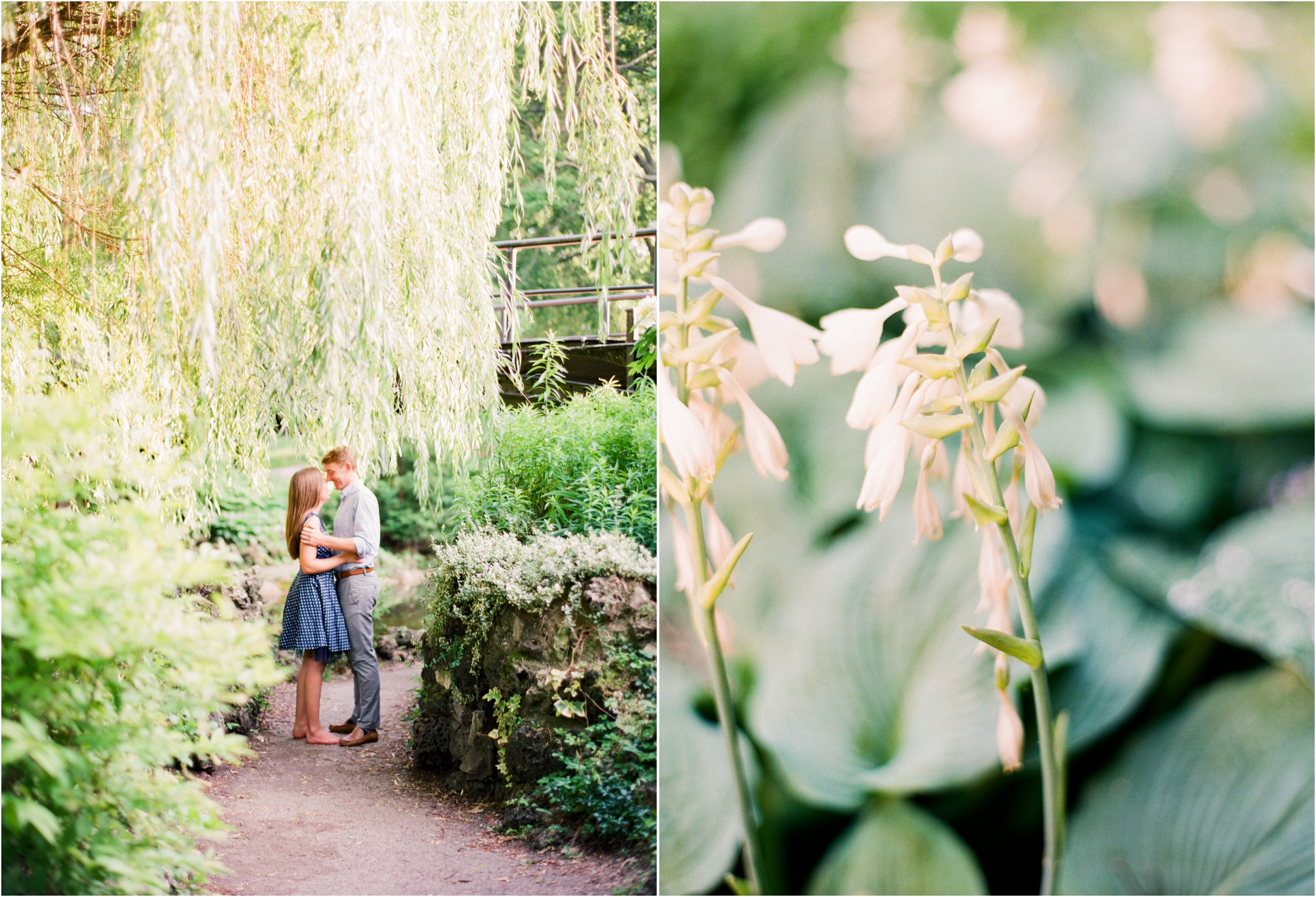 Lafeyette Park St Louis MO Engagement Session - Jordan Brittley Photography