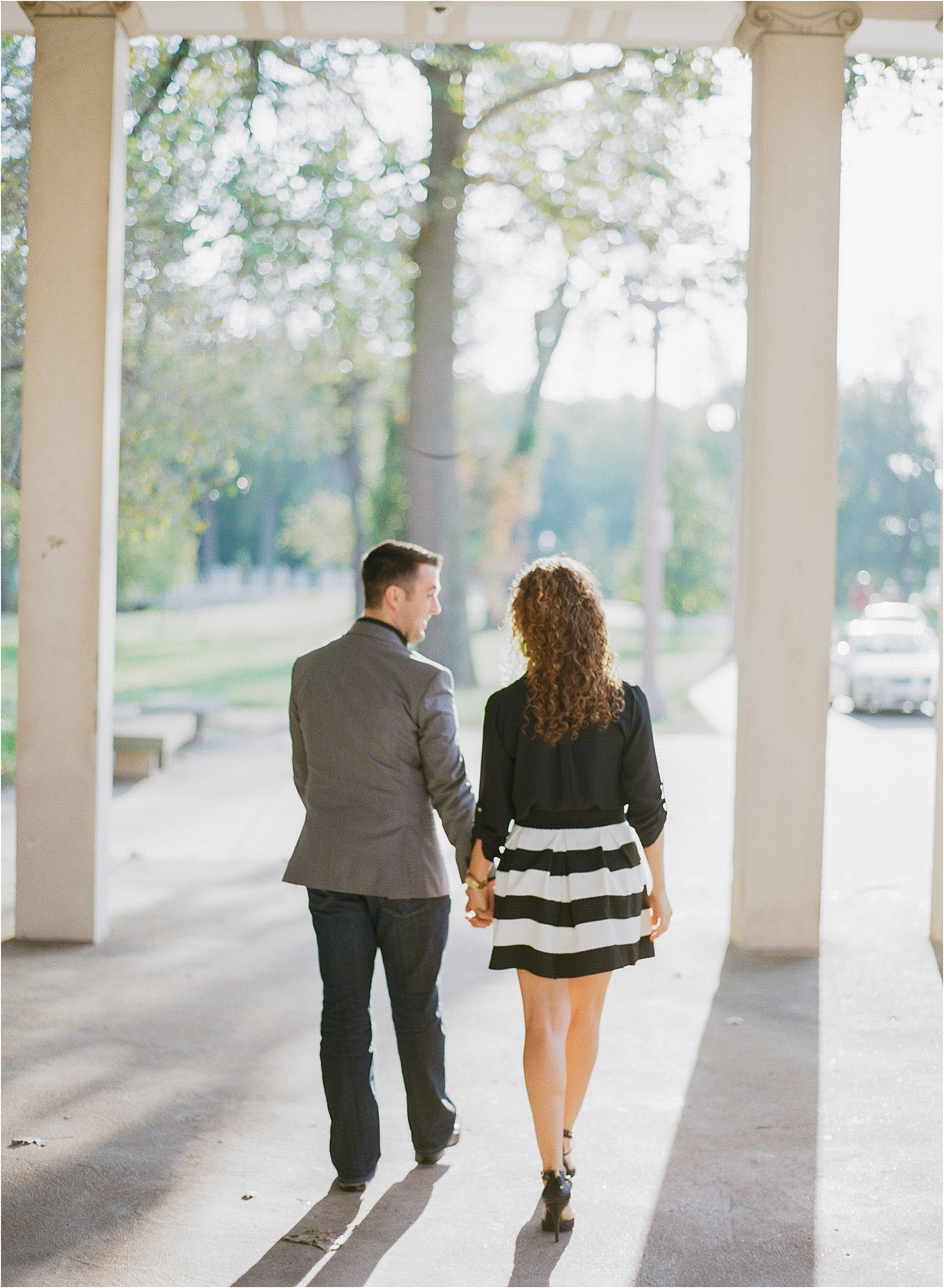 St Louis MO Zoo Engagement - The Jordan Brittley Blog