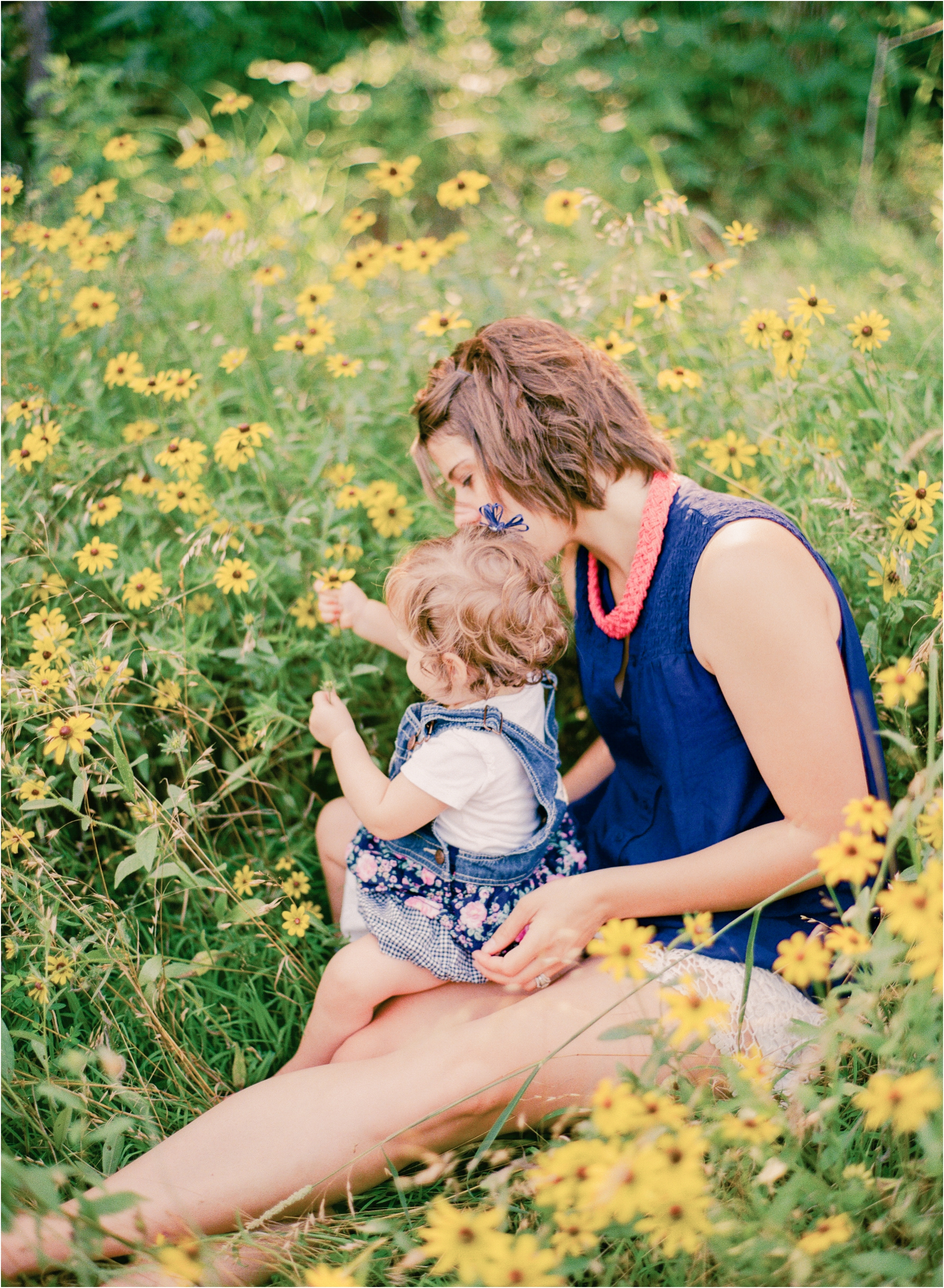 Clinton MO Family Portrait Session - Jordan Brittley Photography
