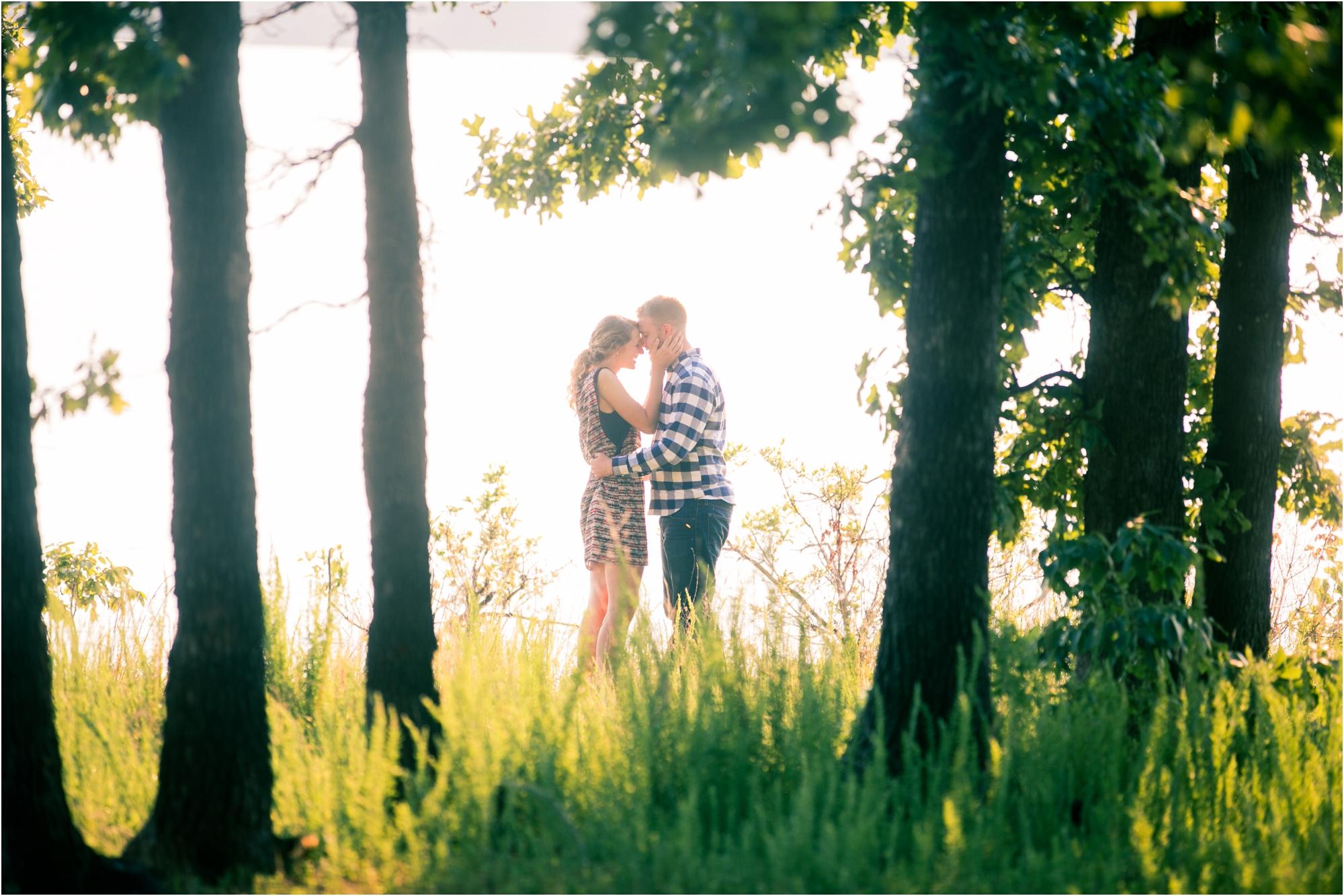 Stockton Lake Proposal - Jordan Brittley Photography