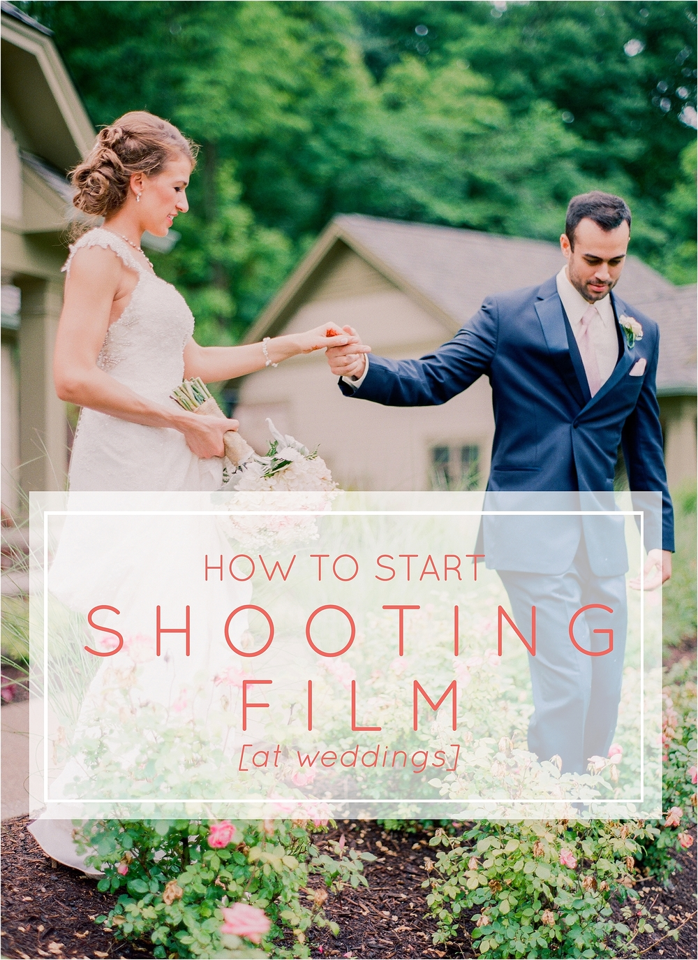 How to Start Shooting Film at Weddings - The Jordan Brittley Blog