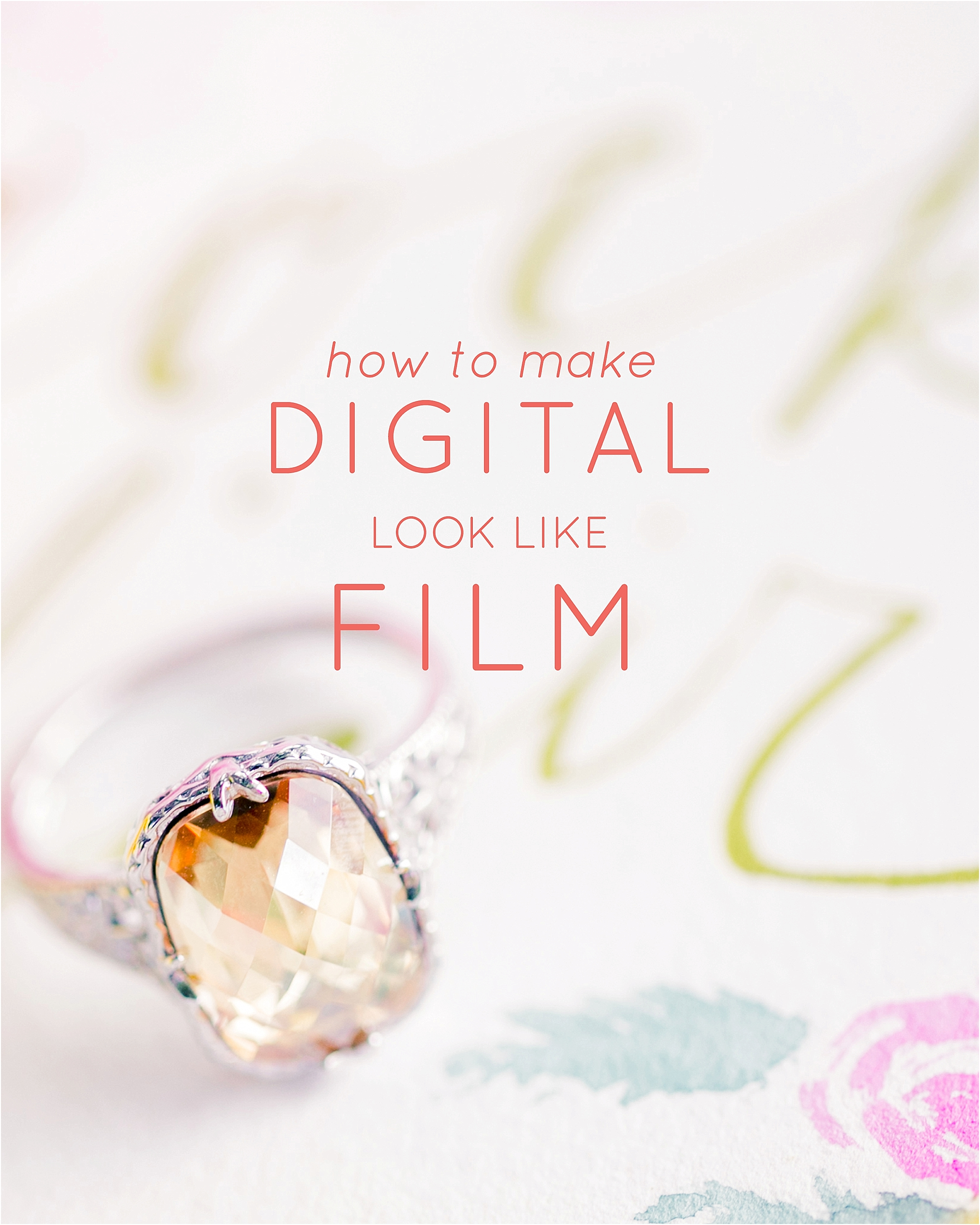 How to Make Digital Look Like Film Photography - The Jordan Brittley Blog