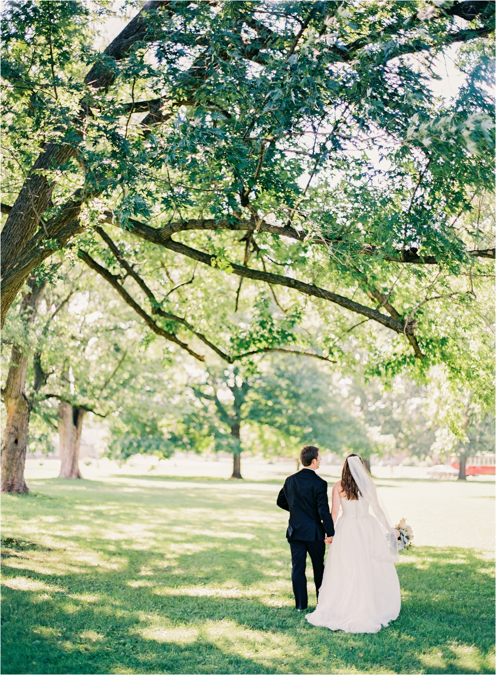 Elegant Jacksonville IL Wedding at Hamilton's by Jordan Brittley Photography