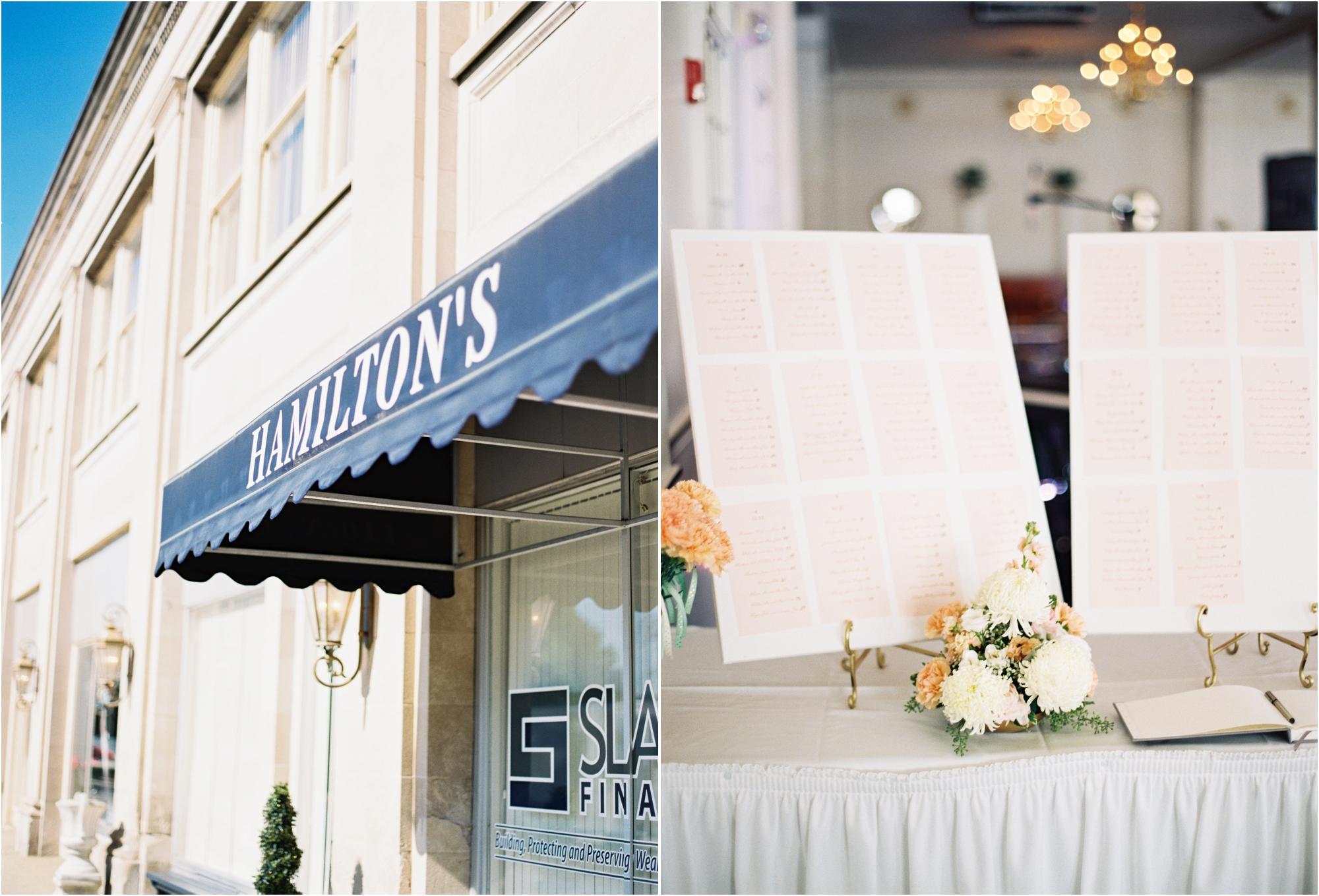 Elegant Jacksonville IL Wedding at Hamilton's by Jordan Brittley Photography