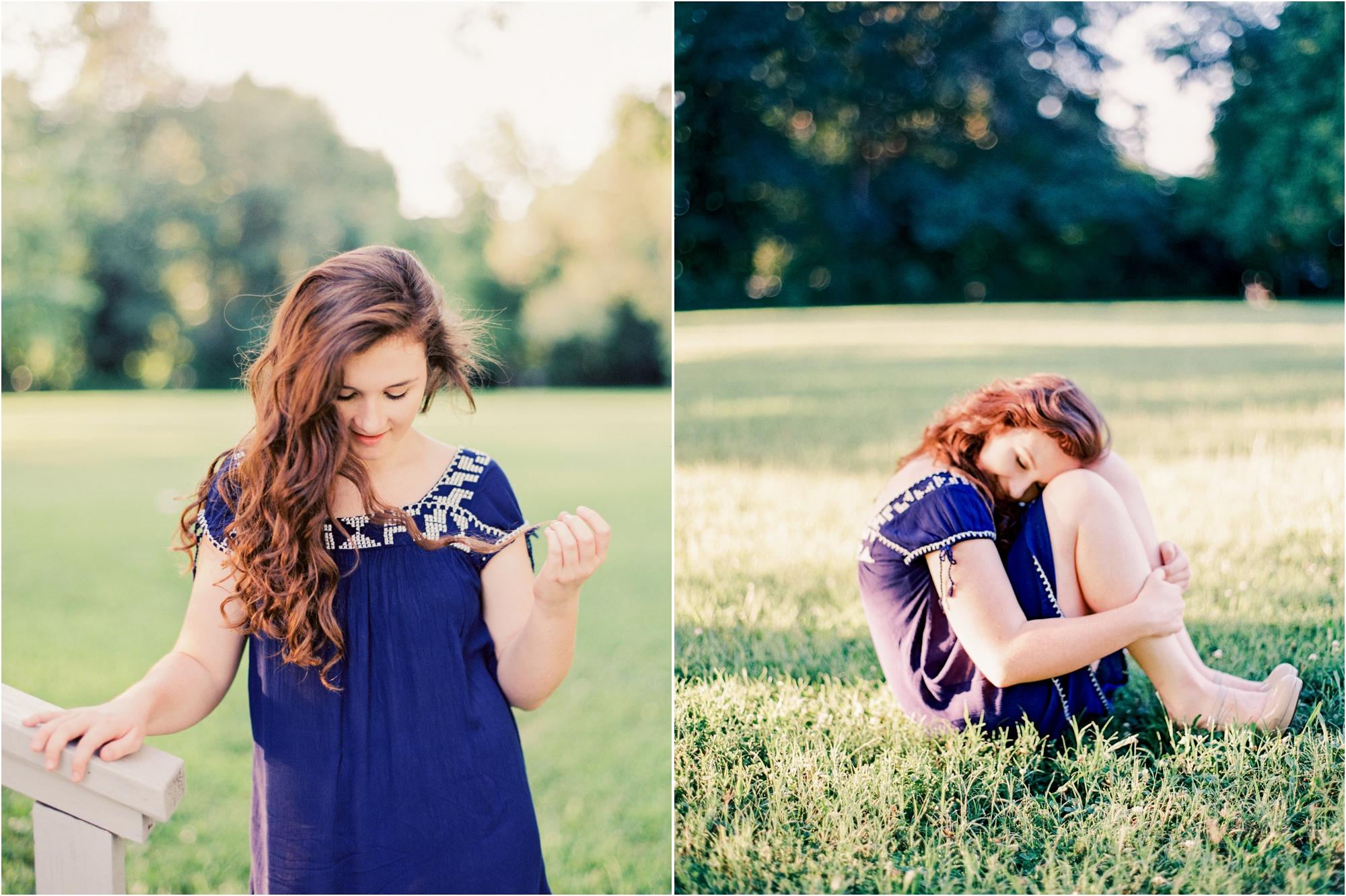 Bolivar MO Senior Photography - Jordan Brittley Photography