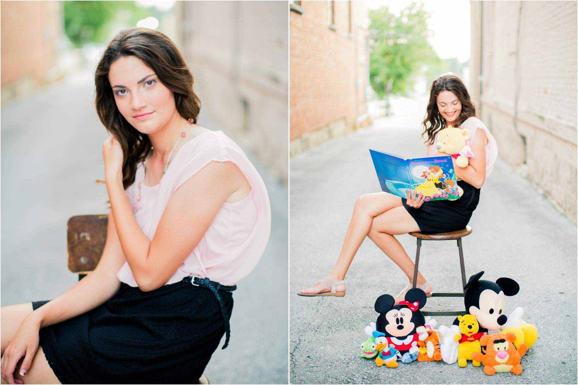 Bolivar MO Senior Photographer - Jordan Brittley Photography