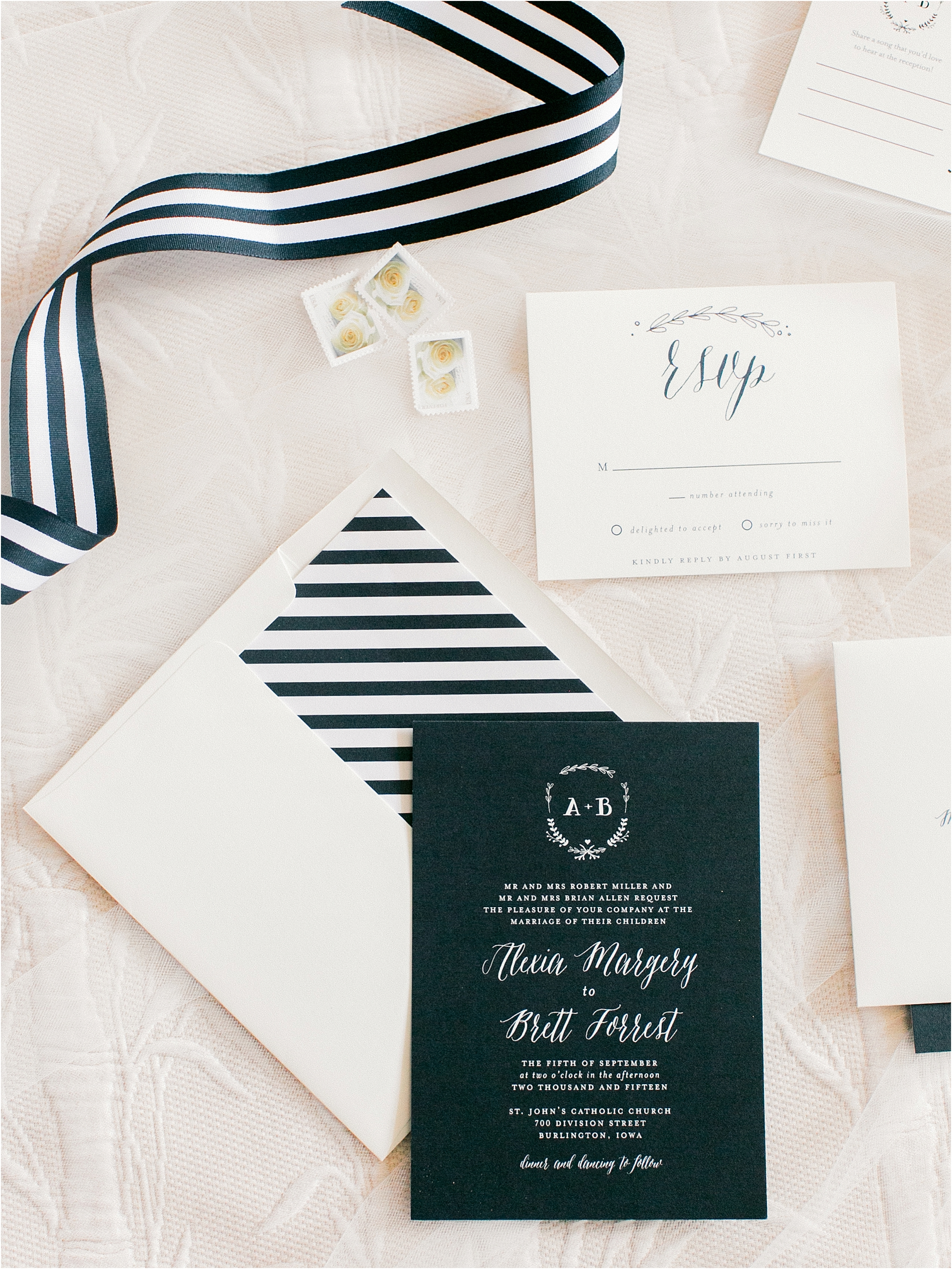 The Fine Art Process of Styling an Invitation Suite - The Jordan Brittley Blog