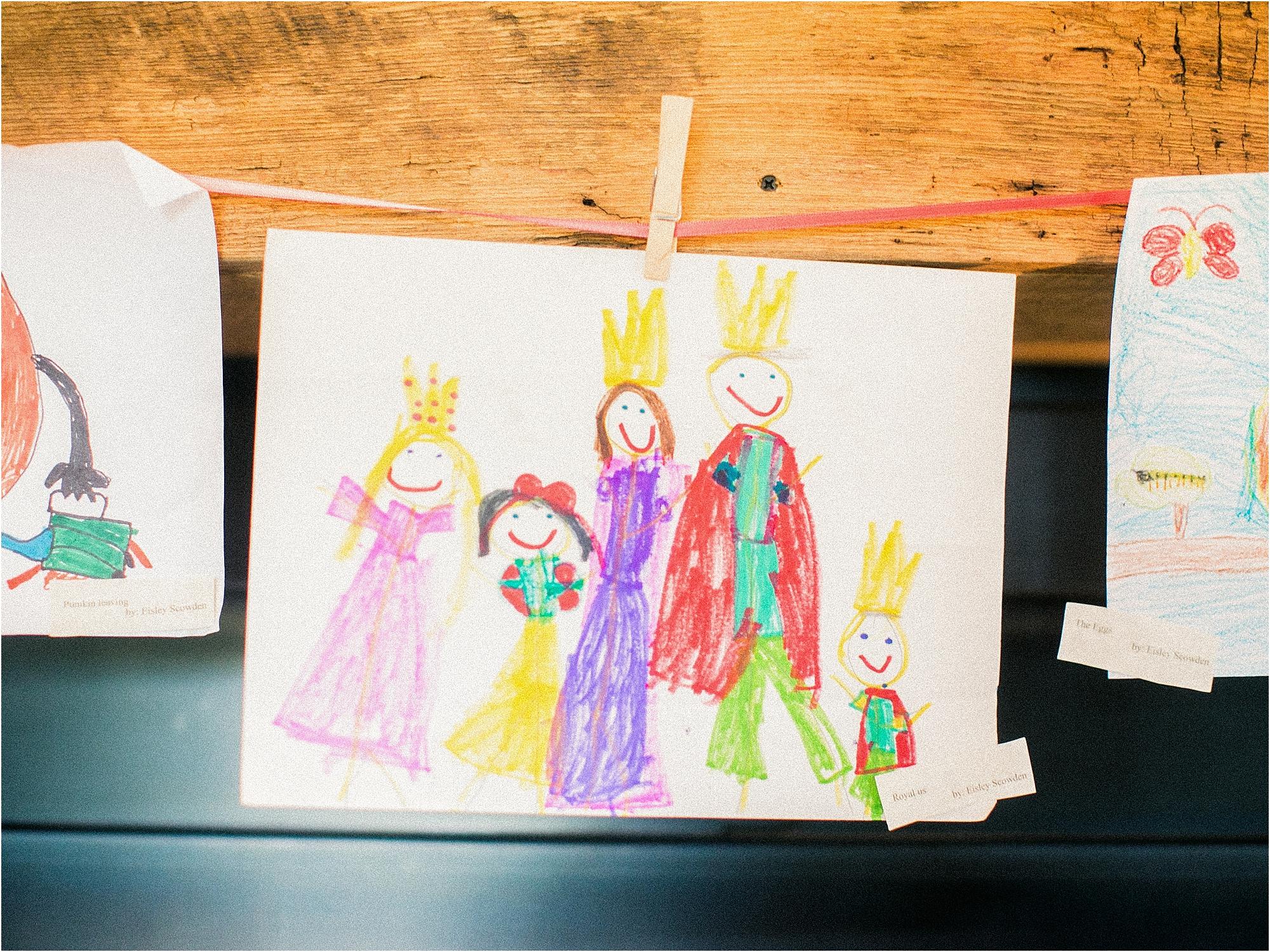Art show for kids by Jordan Brittley Photography (www.jordanbrittley.com)