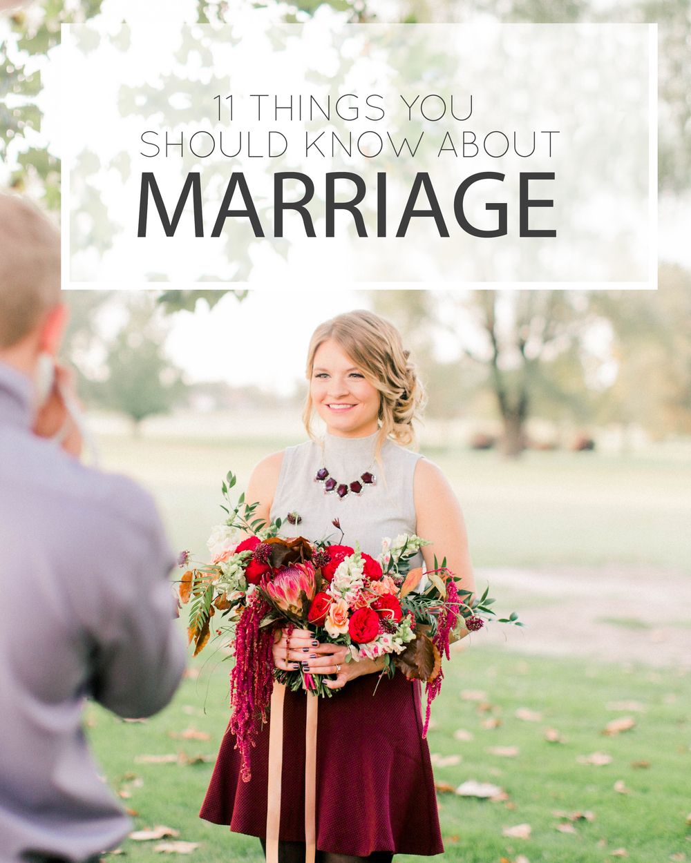 11 Things you should know about marriage