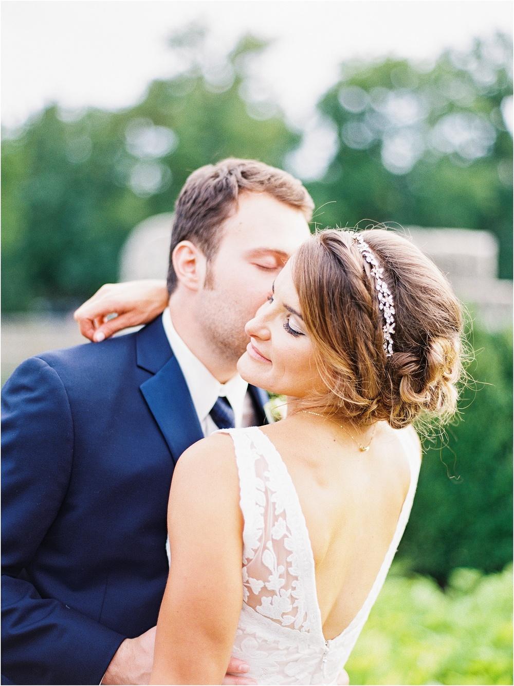 Intimate St Louis MO Wedding by Jordan Brittley Photography (www.jordanbrittley.com)