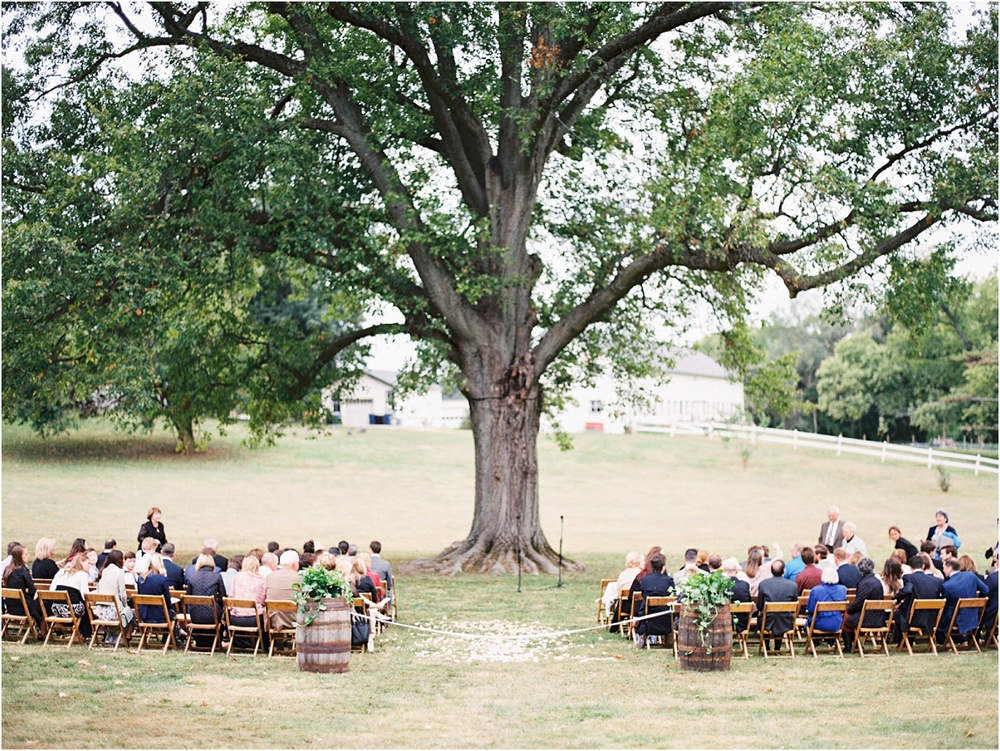 Kuhs estate and farm wedding venues