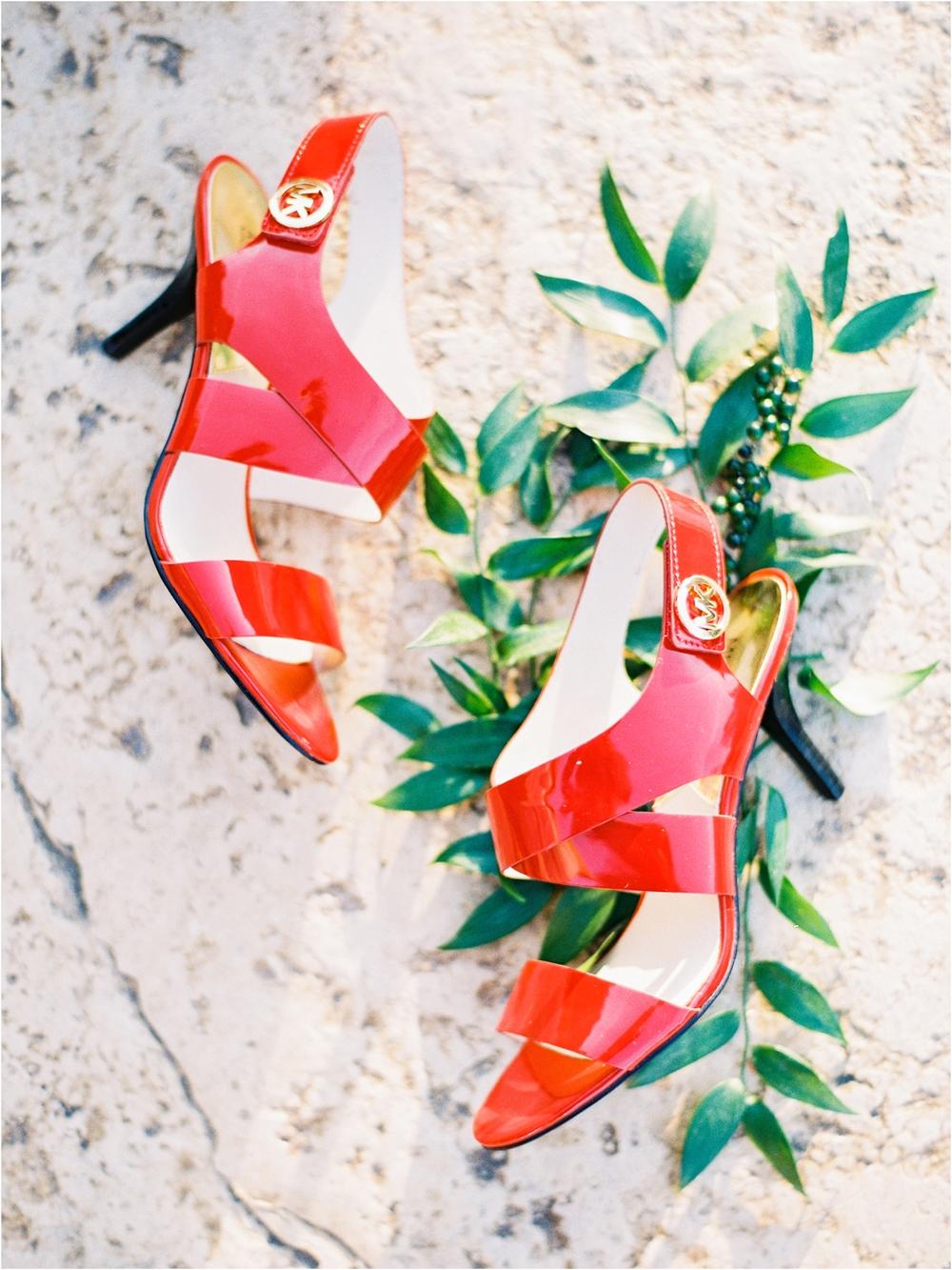 Springfield MO Wedding Ideas - Jordan Brittley Photography (www.jordanbrittley.com) // Michael Kors Shoes