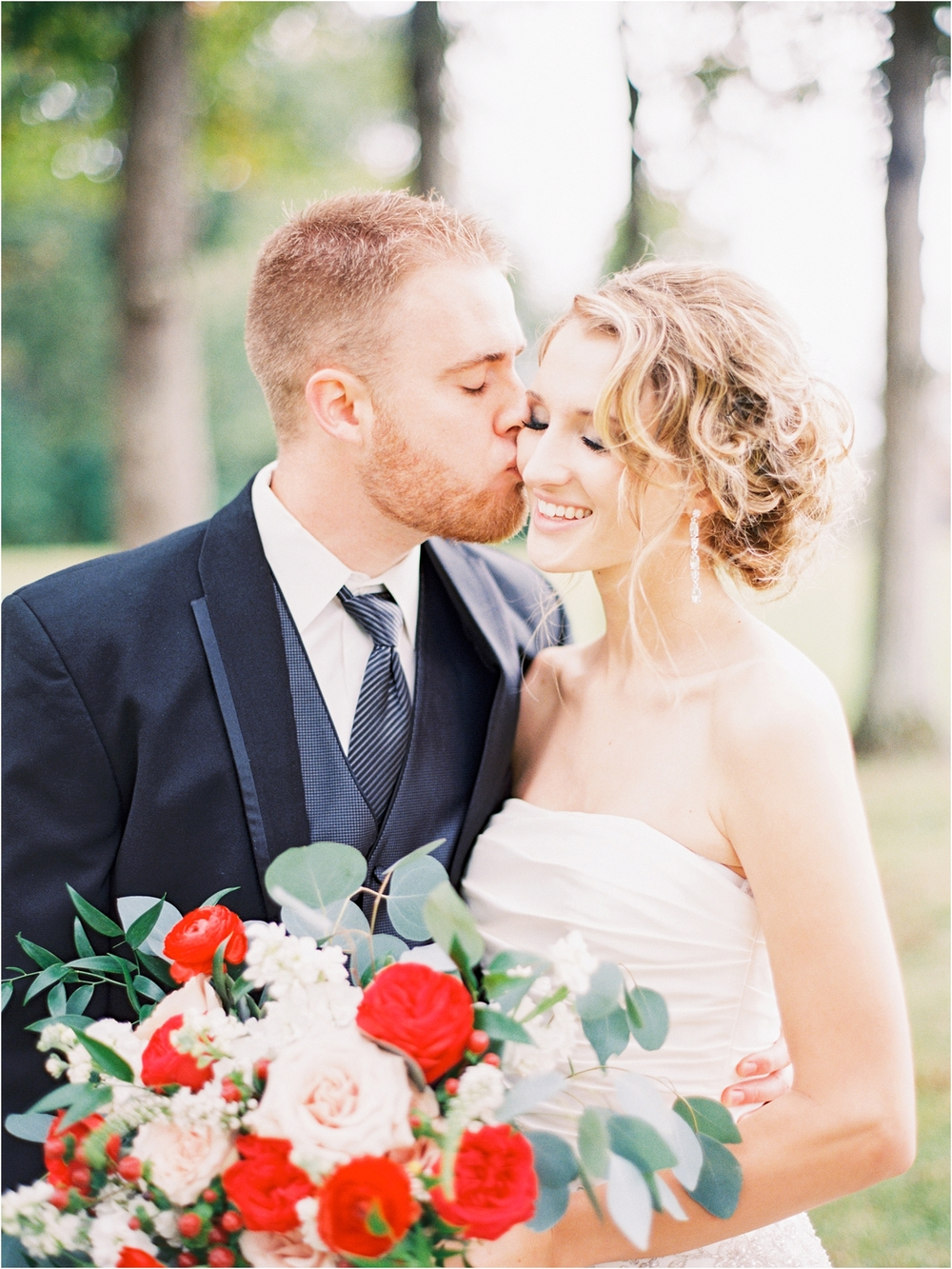 Springfield MO Wedding Ideas - Jordan Brittley (www.jordanbrittley.com) / Floral Design - He Loves Me Flowers