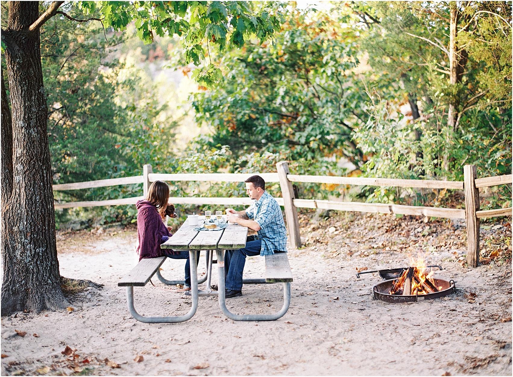 Augusta MO Klondike Park Engagement - Jordan Brittley Photography (www.jordanbrittley.com)