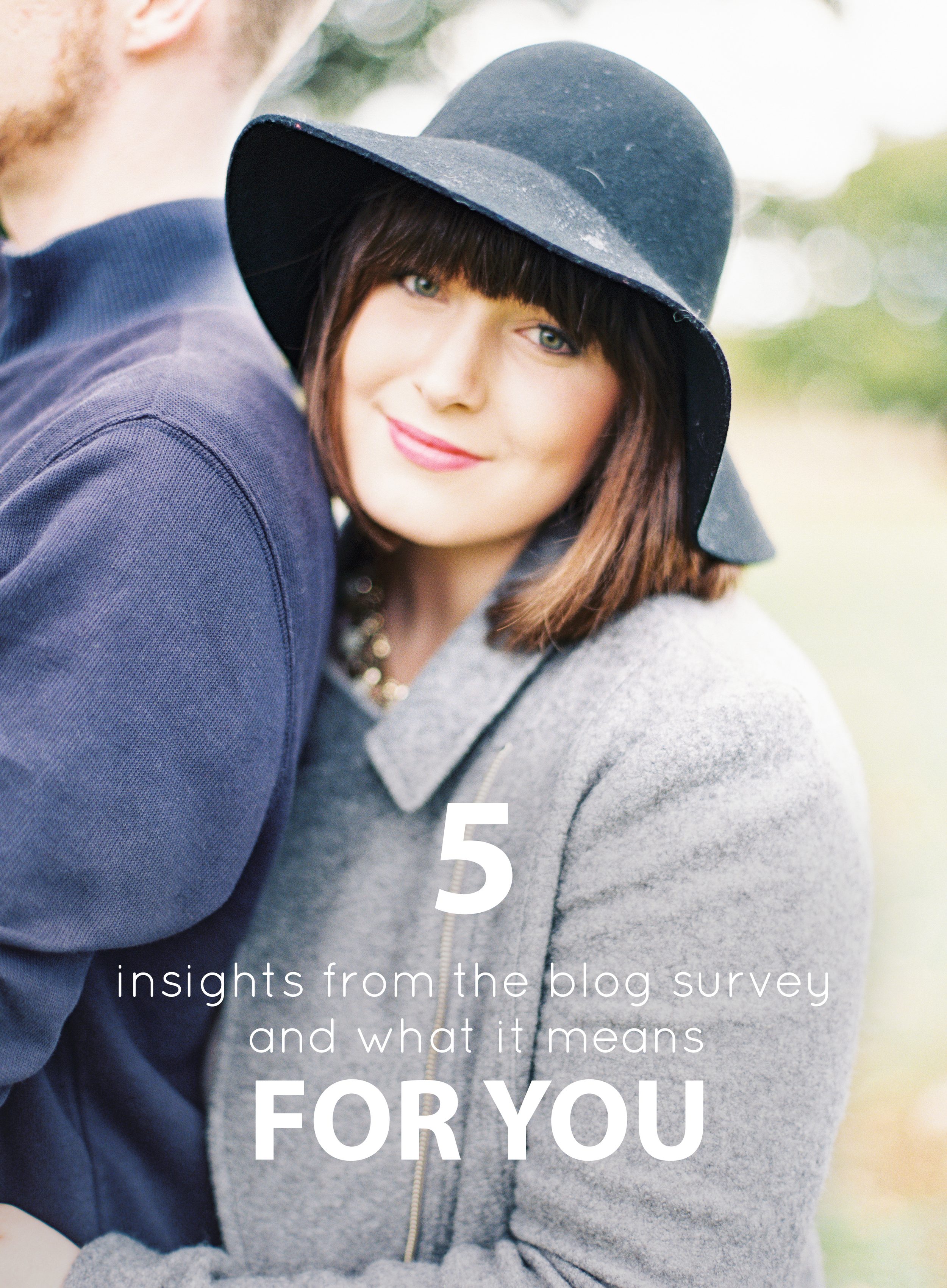 5 Insights from the Blog Survey and What it Means for You - The Jordan Brittley Blog