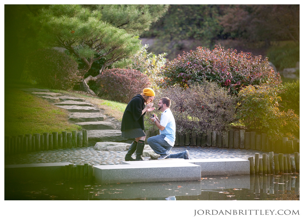 Missouri Engagement, Botanical Gardens Proposal, Engagement, Engagement Photographer, Wedding Photographer, St Louis Wedding Photographer, International Wedding Photographer, Missouri Wedding Photographer, Botanical Gardens, Proposal, Jordan Brittley