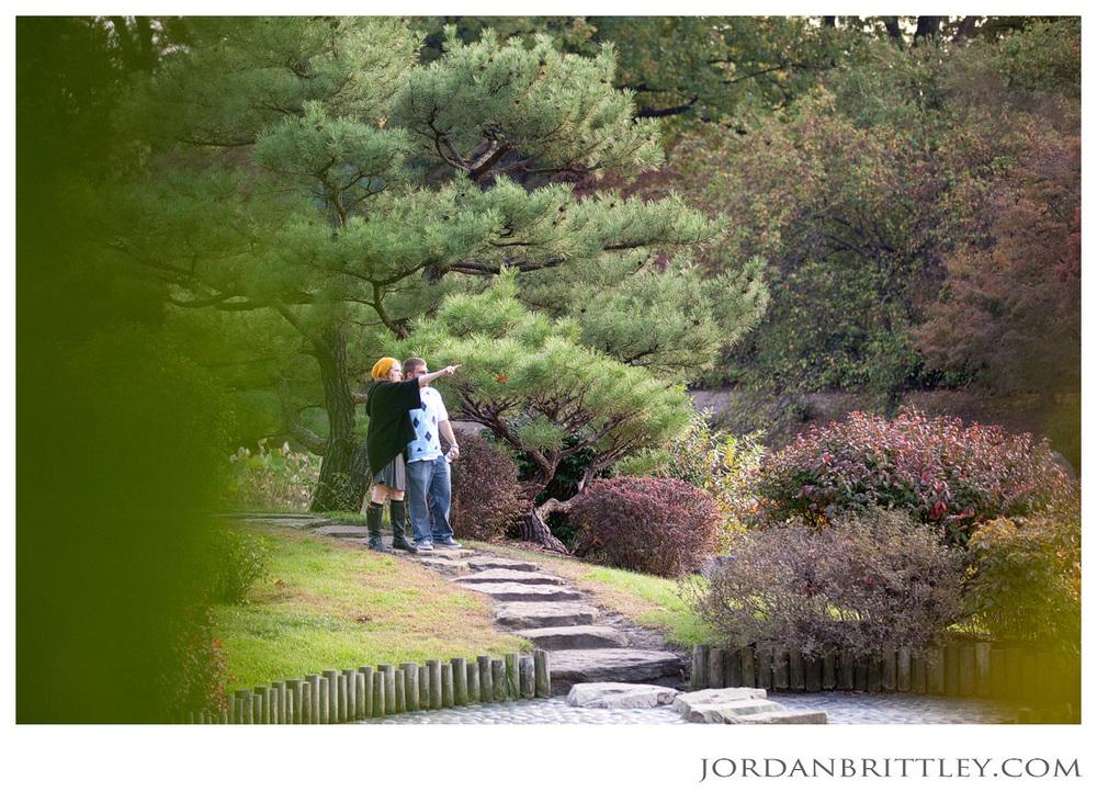 Missouri Botanical Garden Proposal John Paul Gertrude Jordan