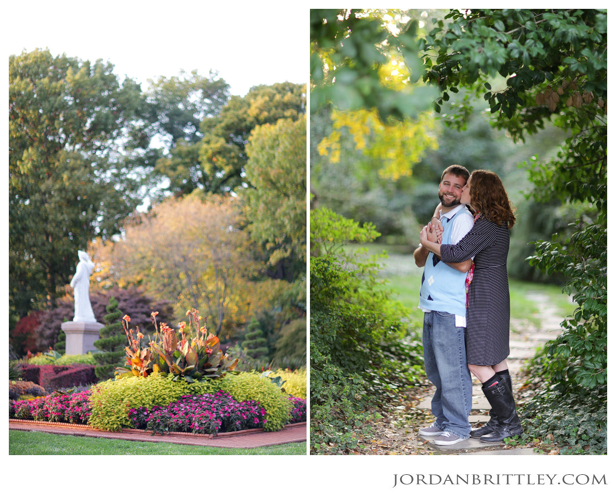 Missouri Engagement, Botanical Gardens Proposal, Engagement, Engagement Photographer, Wedding Photographer, St Louis Wedding Photographer, International Wedding Photographer, Missouri Wedding Photographer, Garden Engagement, Botanical Gardens, Jordan Brittley